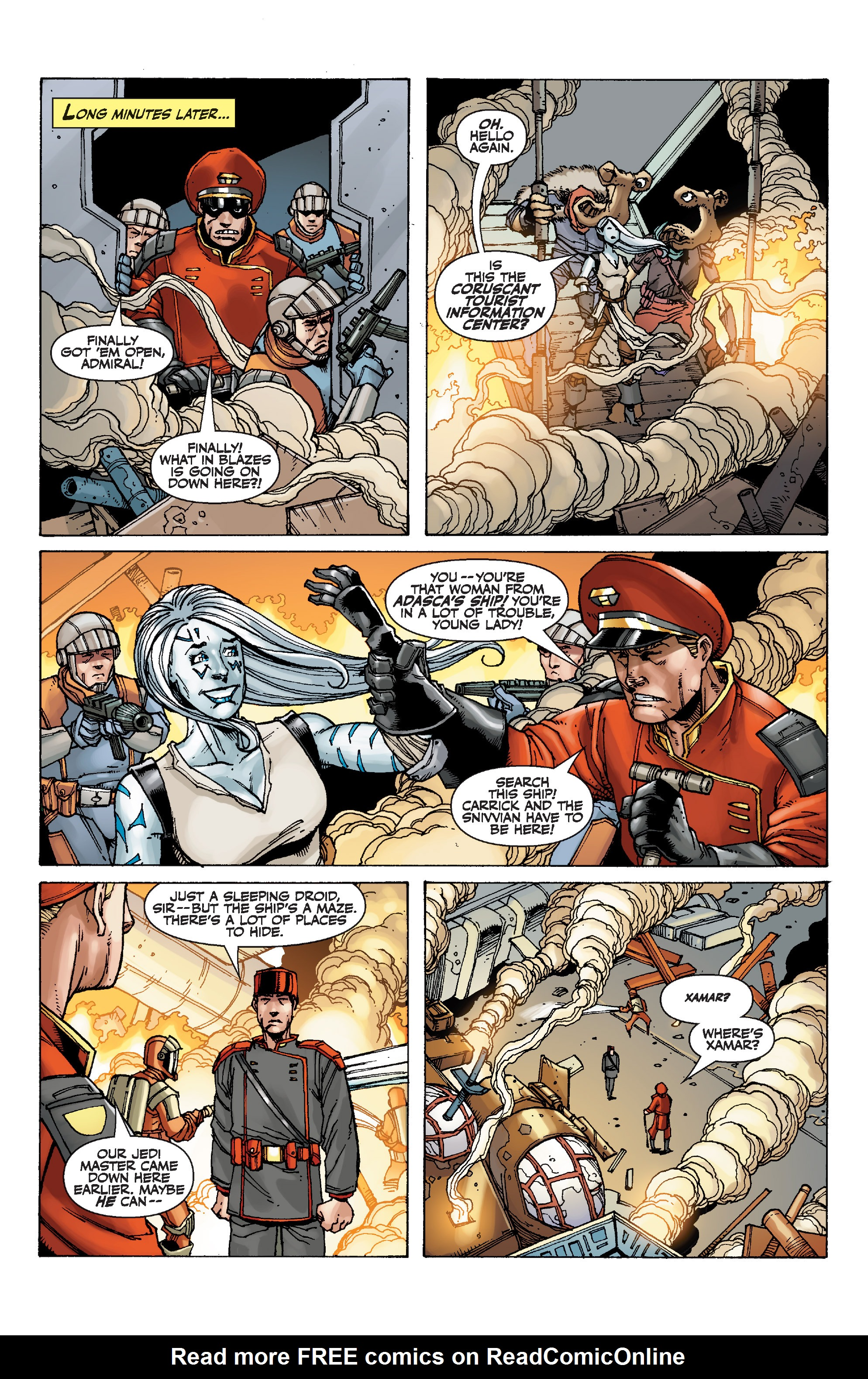 Read online Star Wars Omnibus comic -  Issue # Vol. 32 - 297