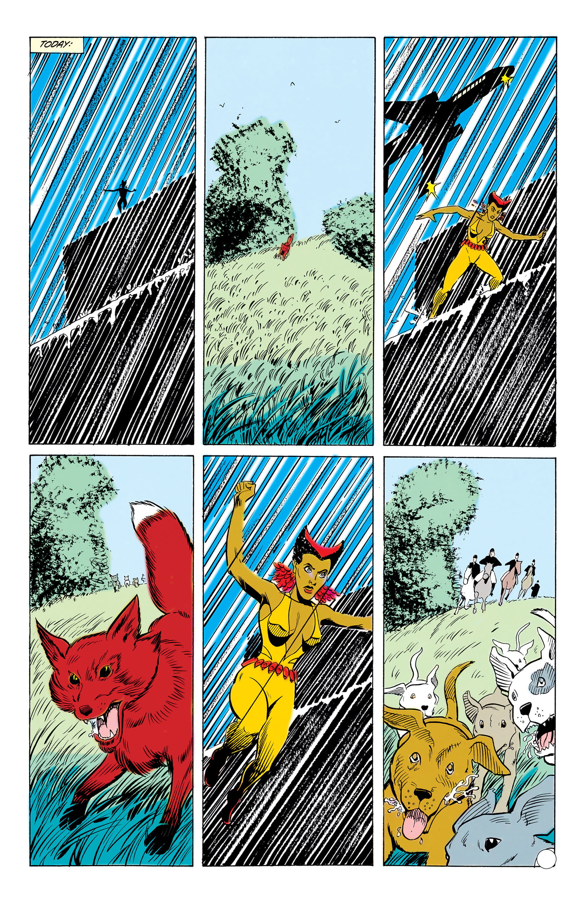 Read online Animal Man (1988) comic -  Issue #10 - 22