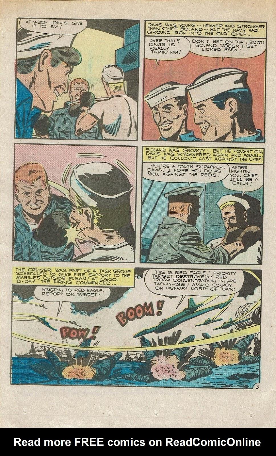 Read online Fightin' Navy comic -  Issue #126 - 20