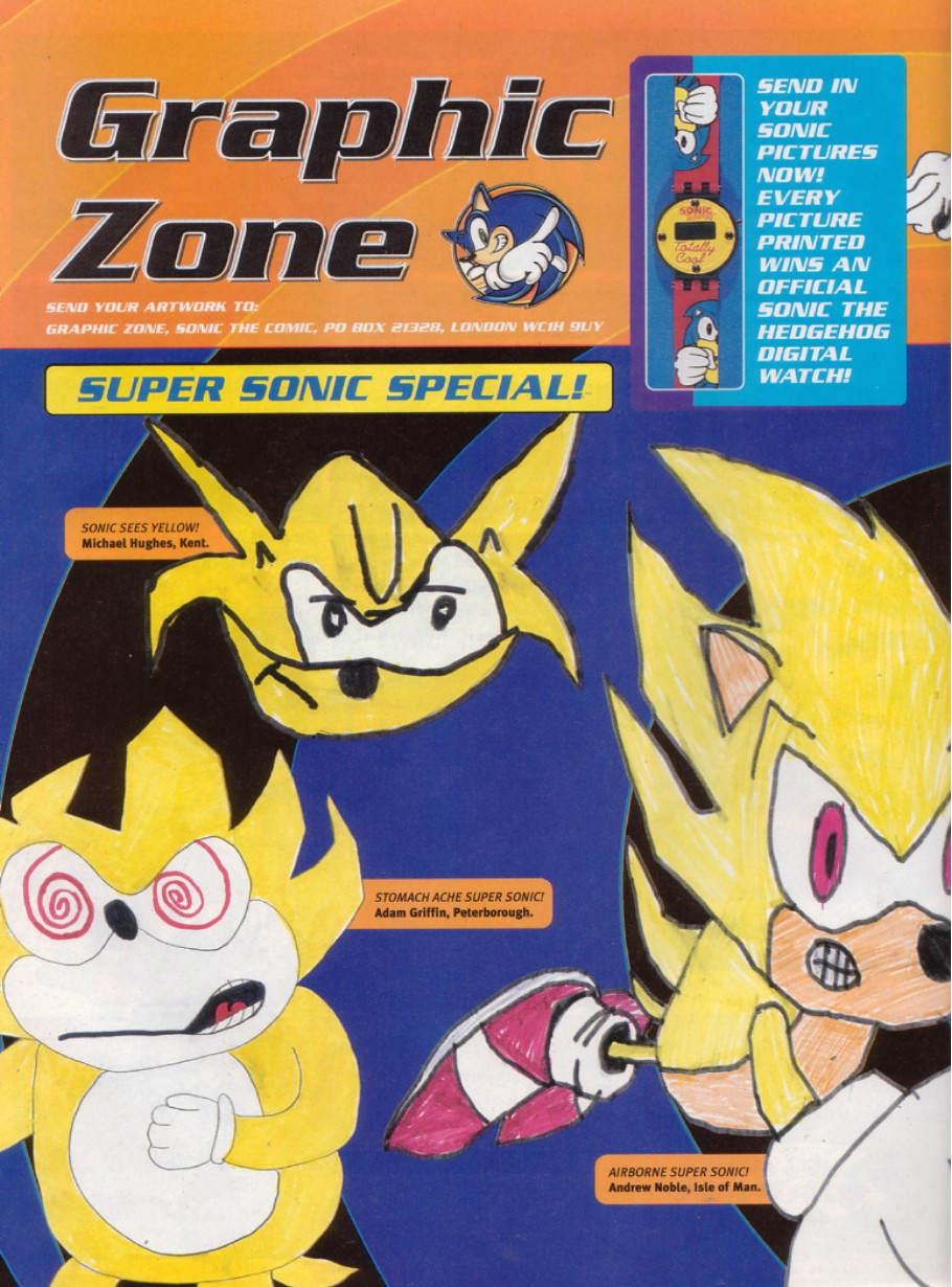 Read online Sonic the Comic comic -  Issue #205 - 3