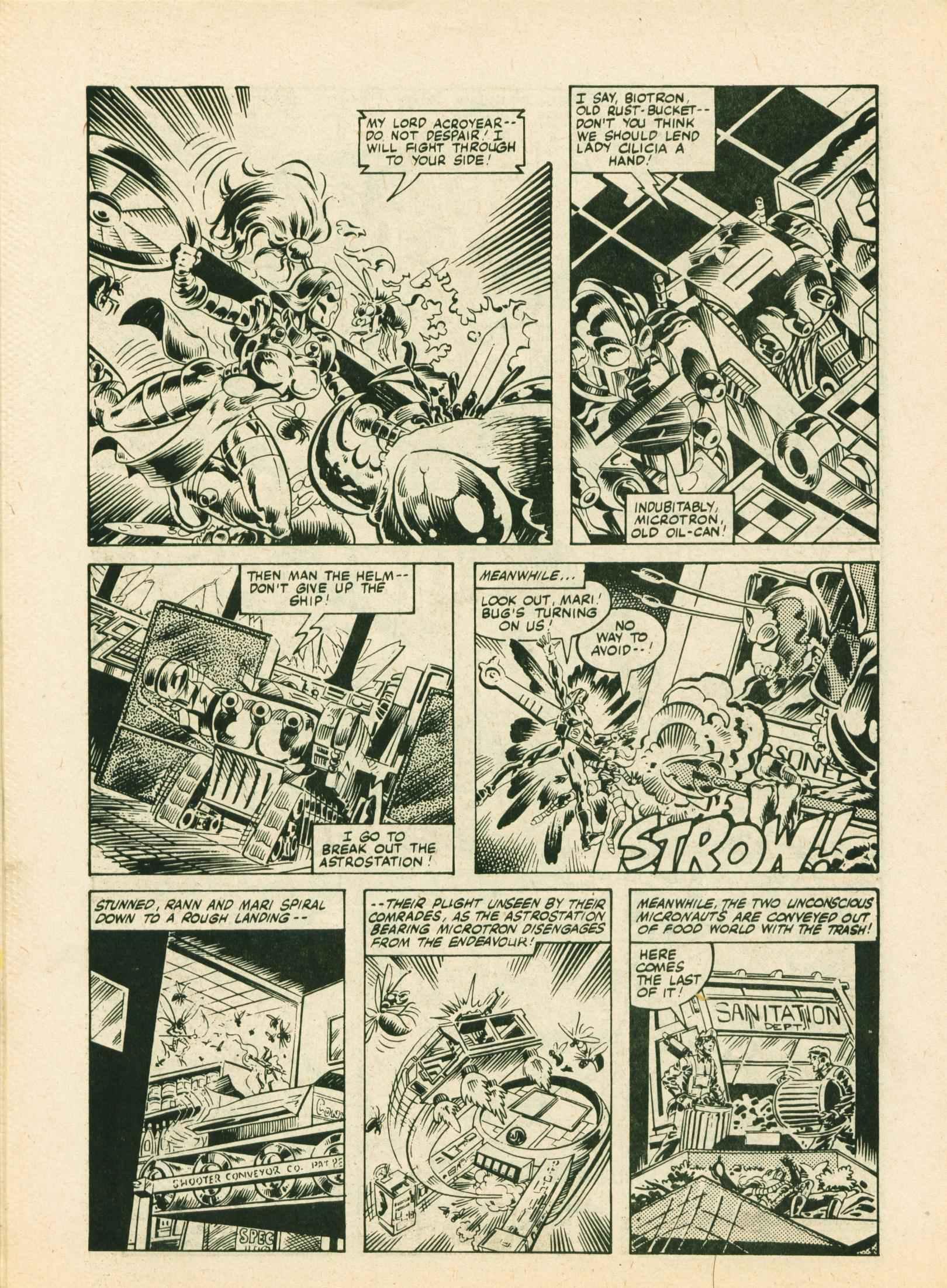 Read online Future Tense comic -  Issue #6 - 14