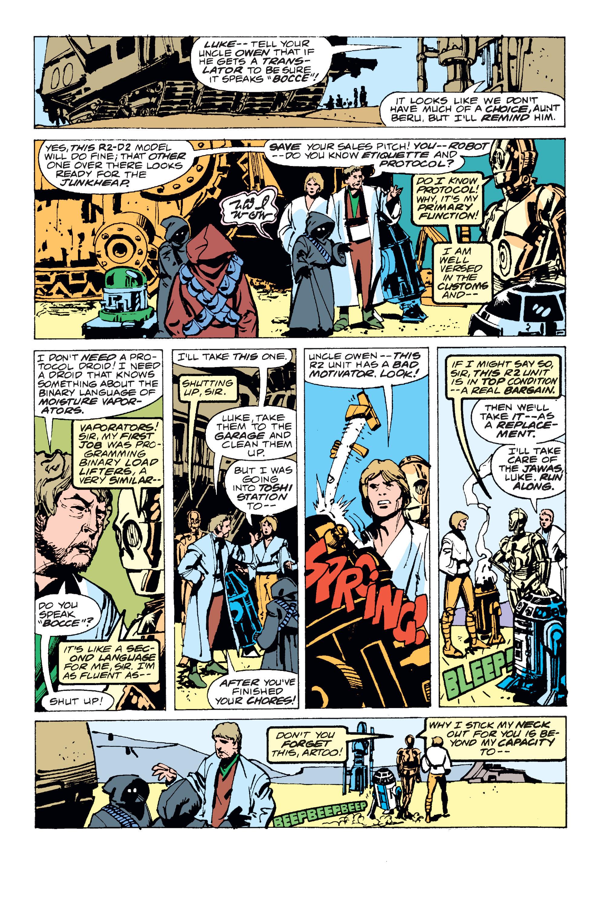 Read online Star Wars Omnibus comic -  Issue # Vol. 13 - 16