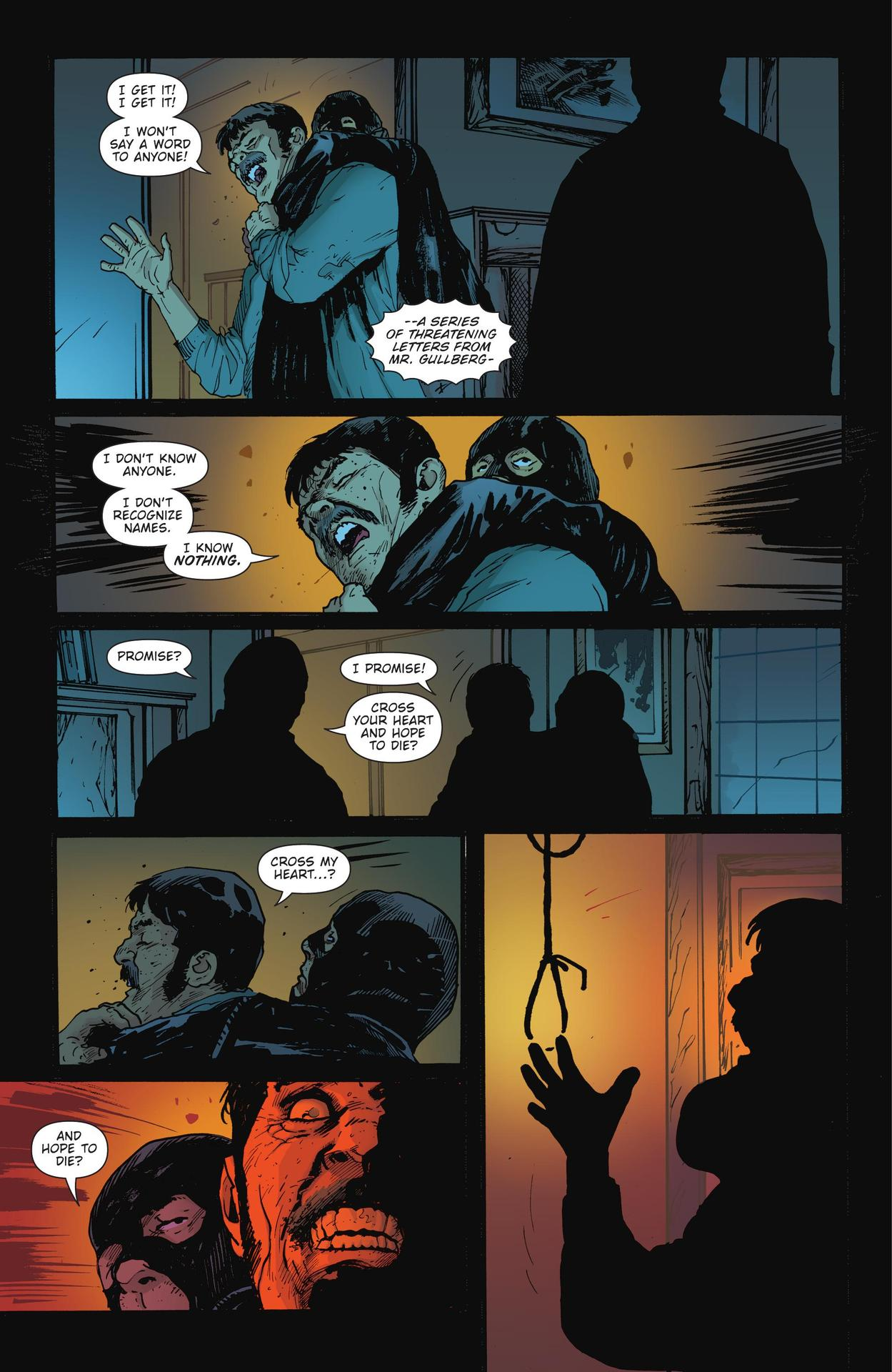 Read online The Girl Who Kicked The Hornet's Nest comic -  Issue # TPB - 110