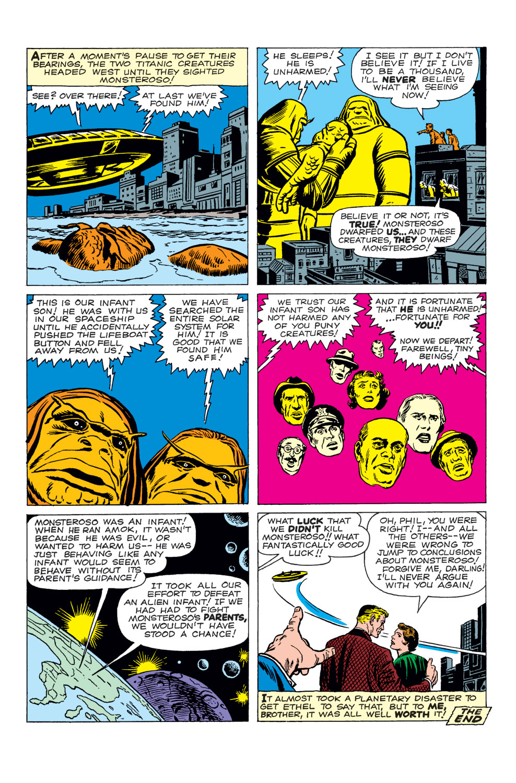 Read online Amazing Adventures (1961) comic -  Issue #5 - 15