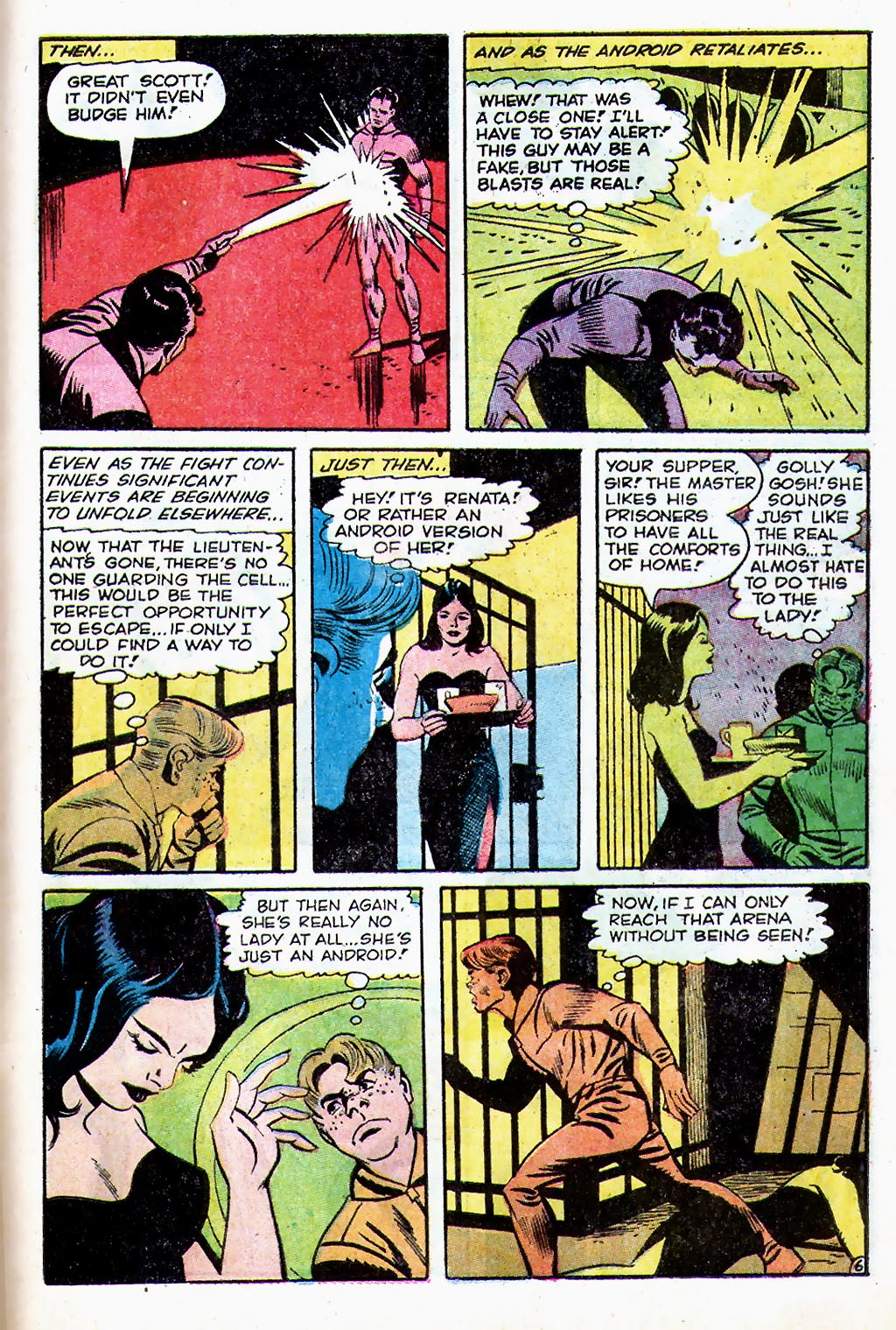 T.H.U.N.D.E.R. Agents (1965) issue 13 - Page 51