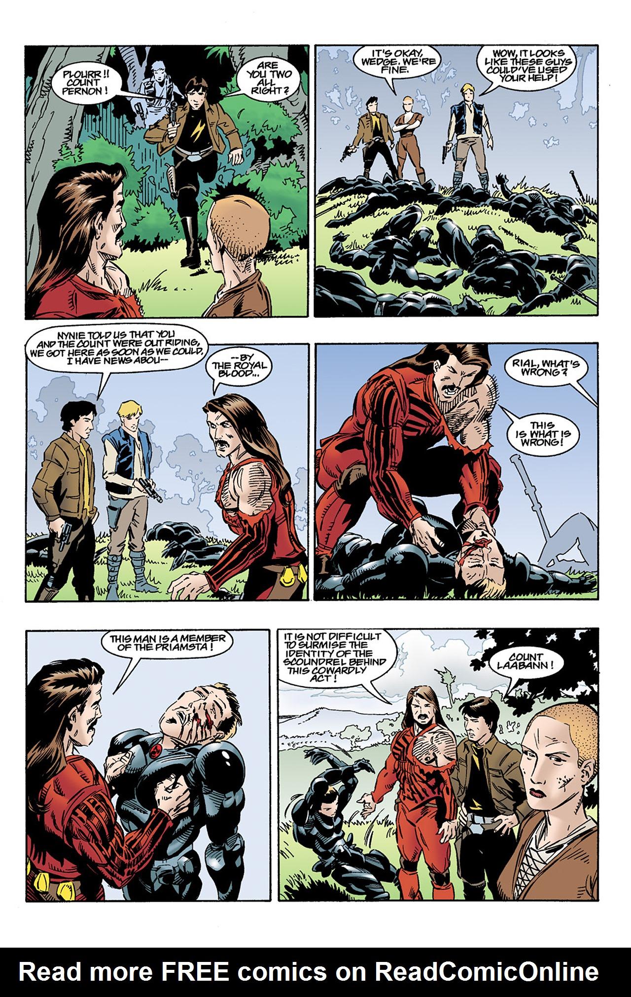 Read online Star Wars Omnibus comic -  Issue # Vol. 2 - 184
