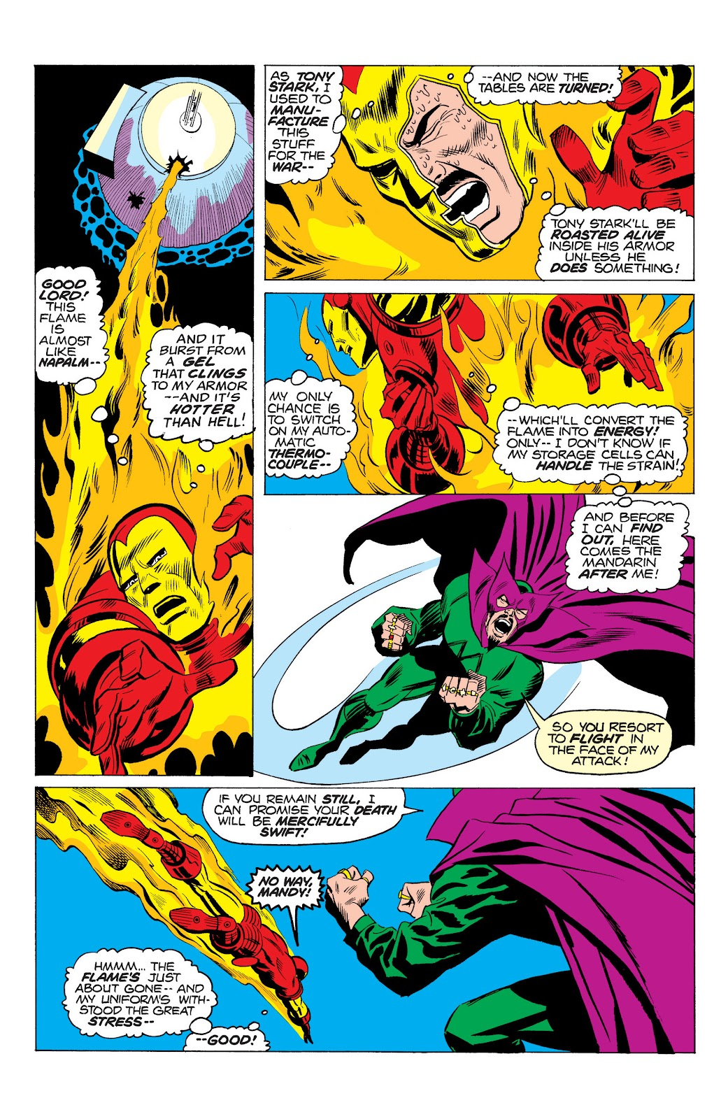 Read online Marvel Masterworks: The Invincible Iron Man comic -  Issue # TPB 10 (Part 1) - 34