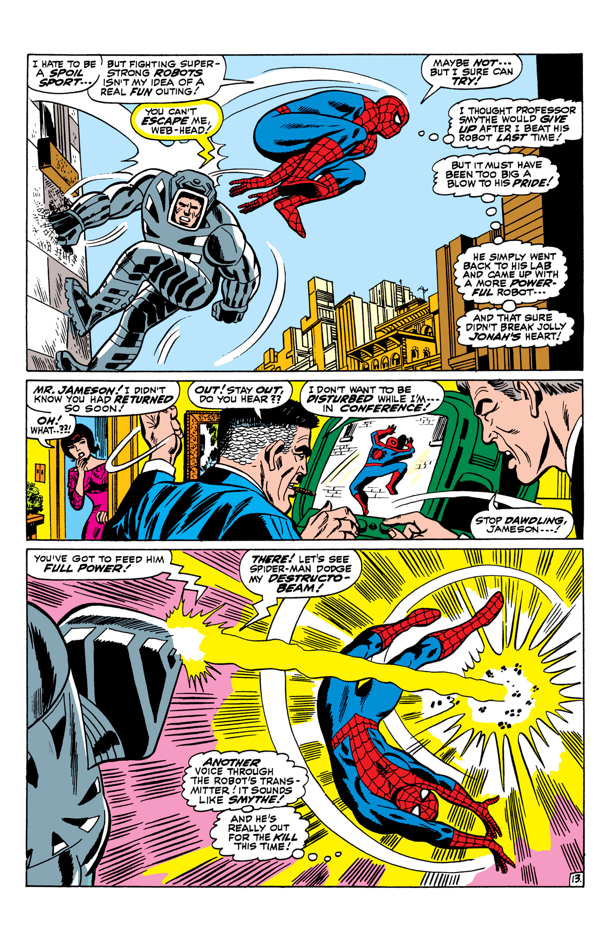The Amazing Spider-Man (1963) 58 Page 13