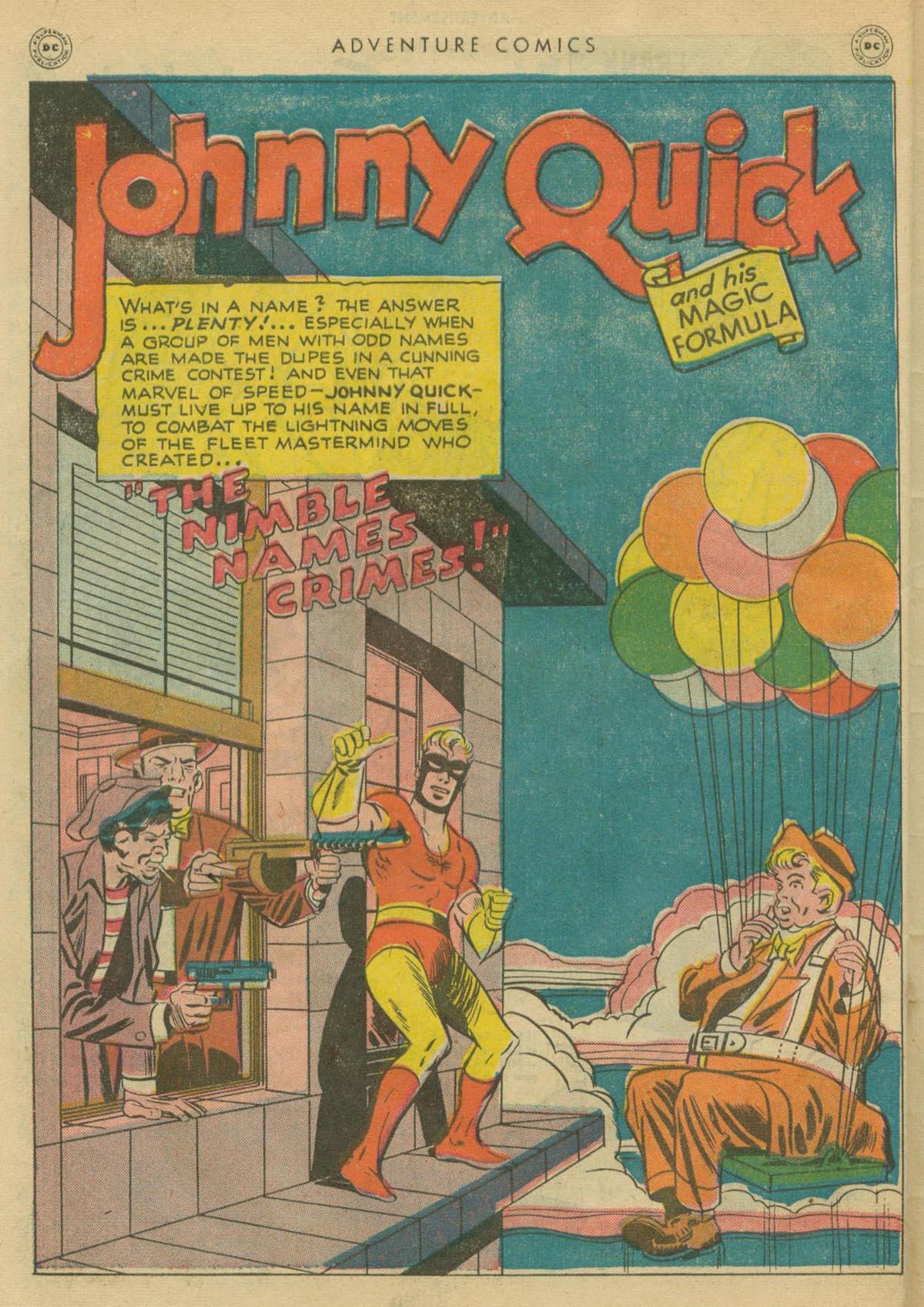 Read online Adventure Comics (1938) comic -  Issue #130 - 39