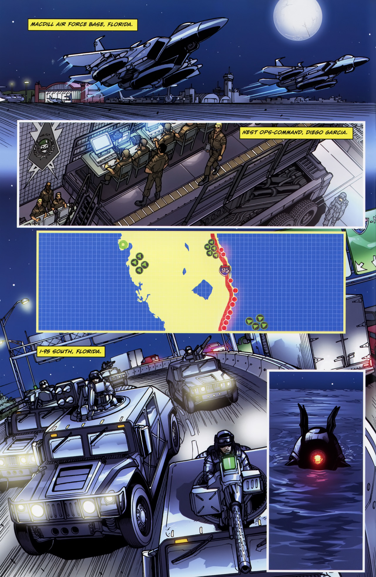 Read online Transformers: Tales of The Fallen comic -  Issue #5 - 10