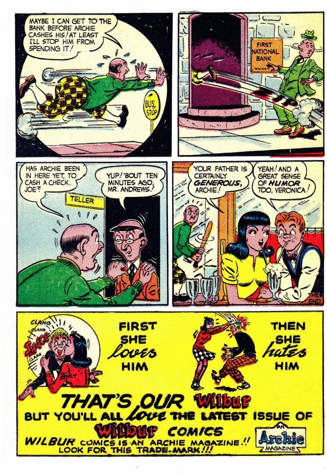 Archie Comics issue 026 - Page 23
