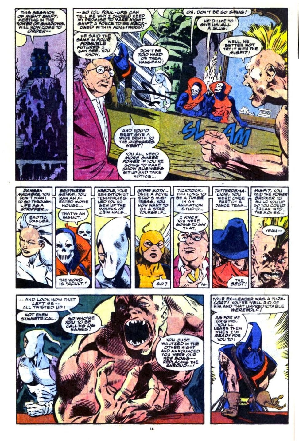 Avengers West Coast (1989) issue 76 - Page 12