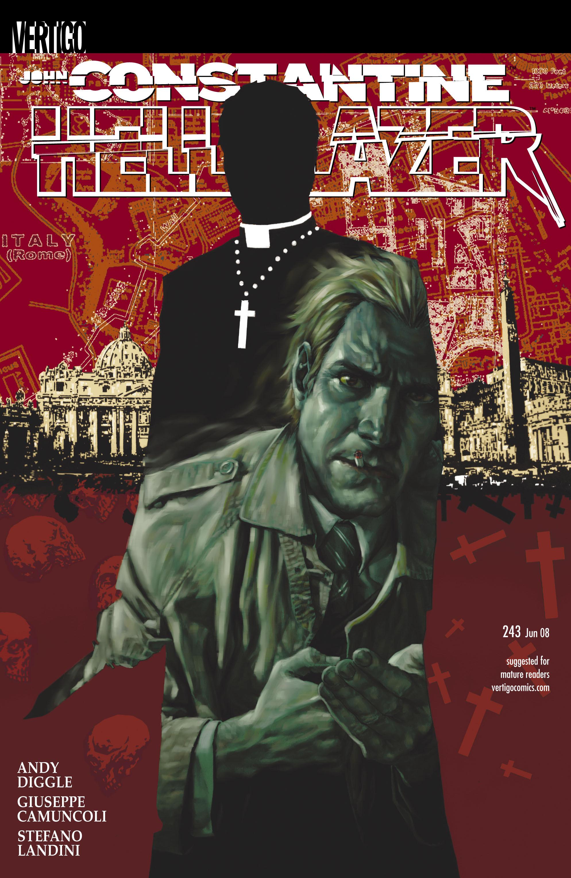 Hellblazer issue 243 - Page 1
