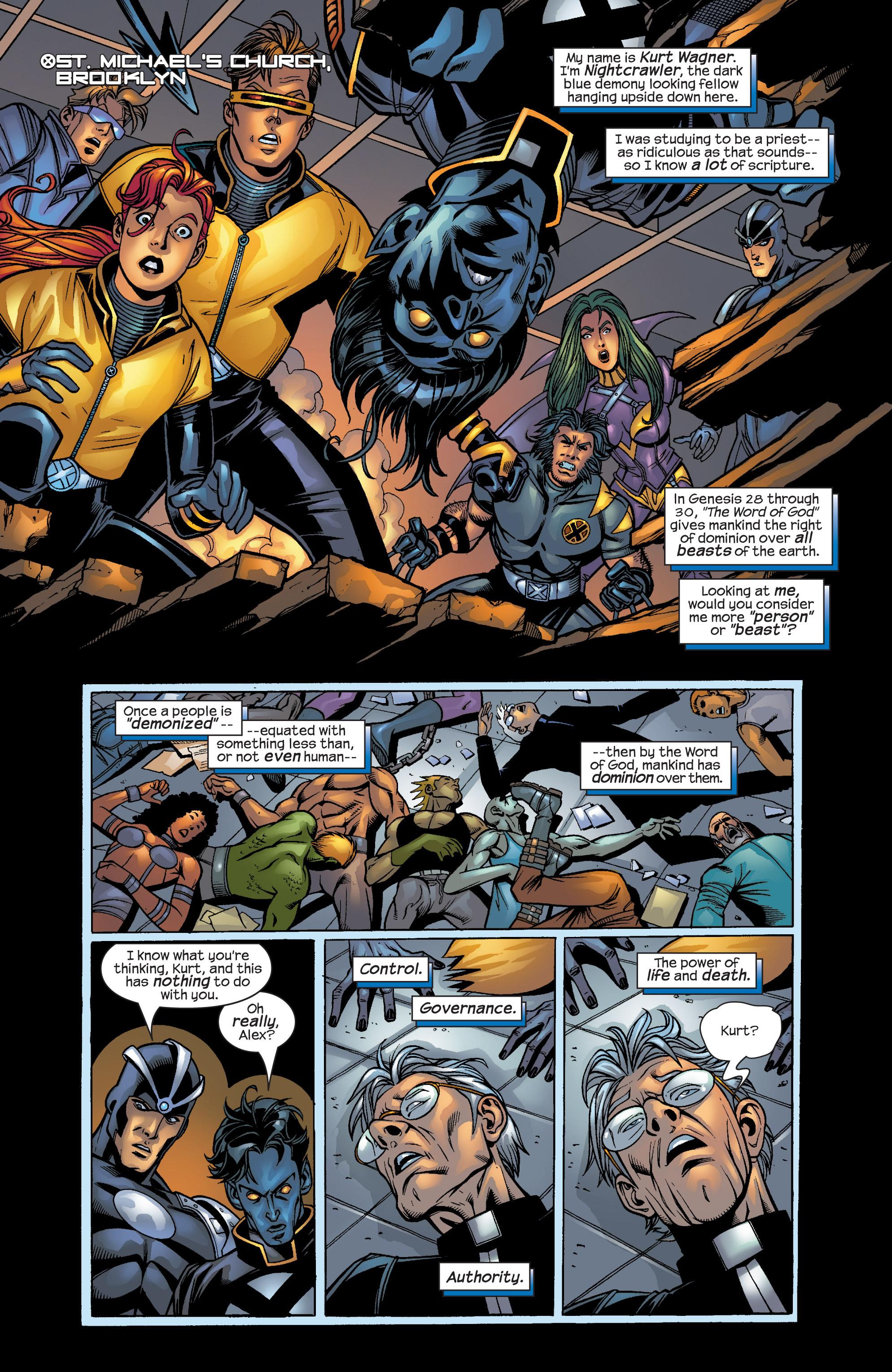 Read online Uncanny X-Men (1963) comic -  Issue #424 - 3
