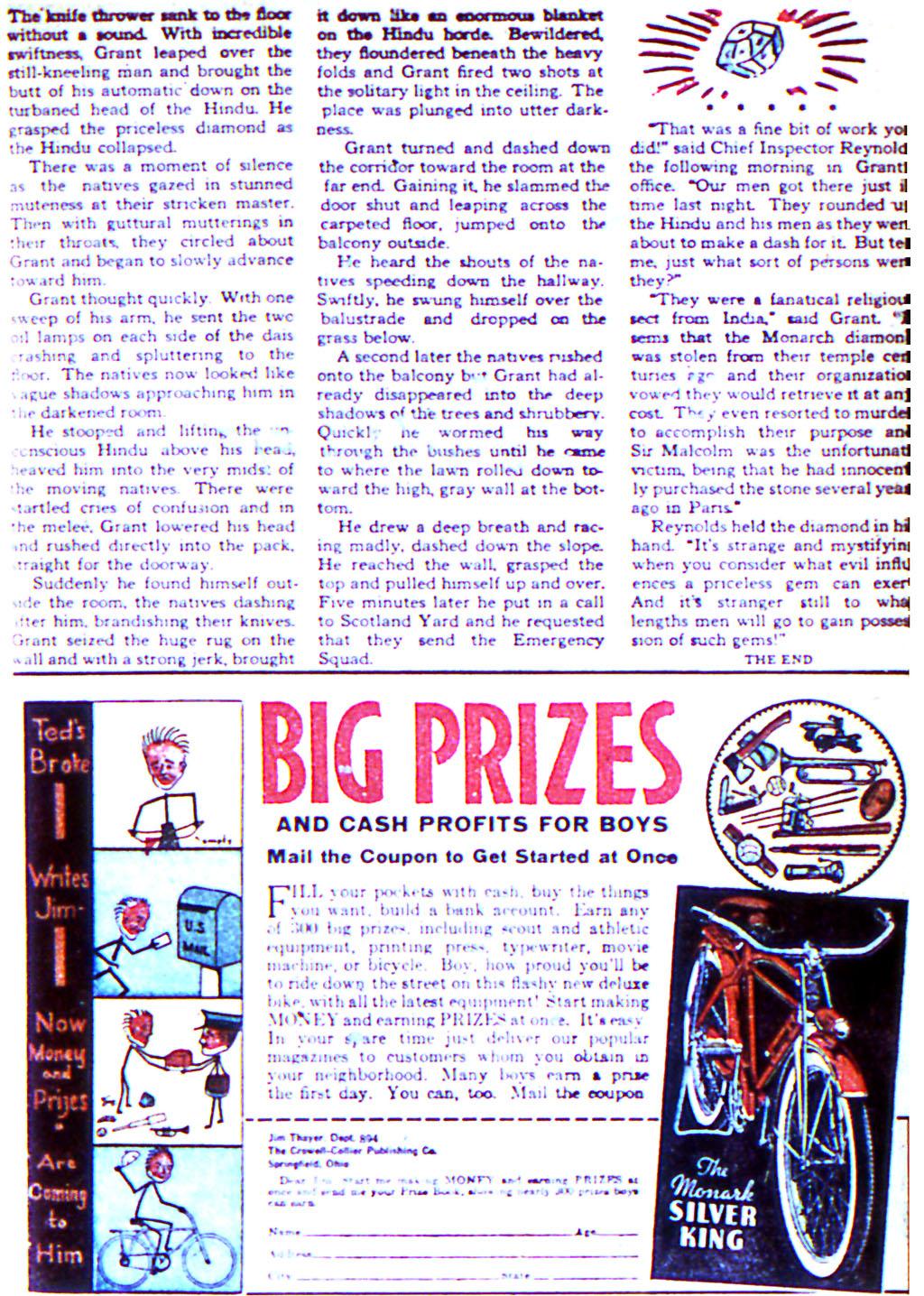 Read online Adventure Comics (1938) comic -  Issue #44 - 35
