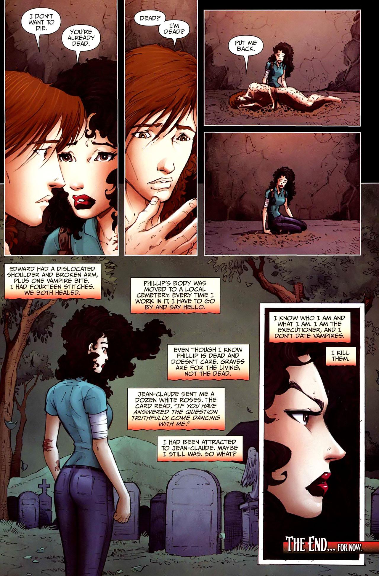 Read online Anita Blake, Vampire Hunter: Guilty Pleasures comic -  Issue #12 - 23