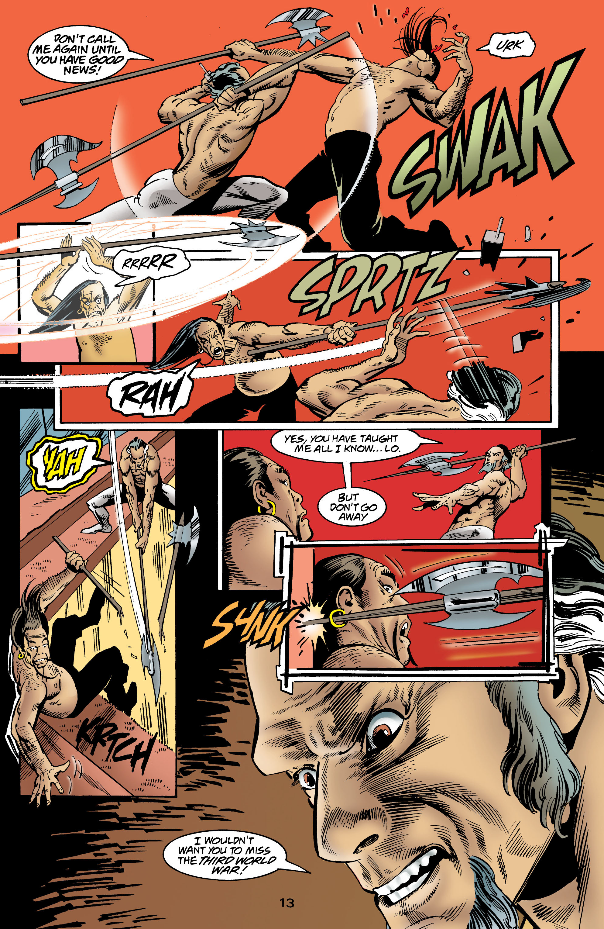 Read online Anarky (1999) comic -  Issue #4 - 14