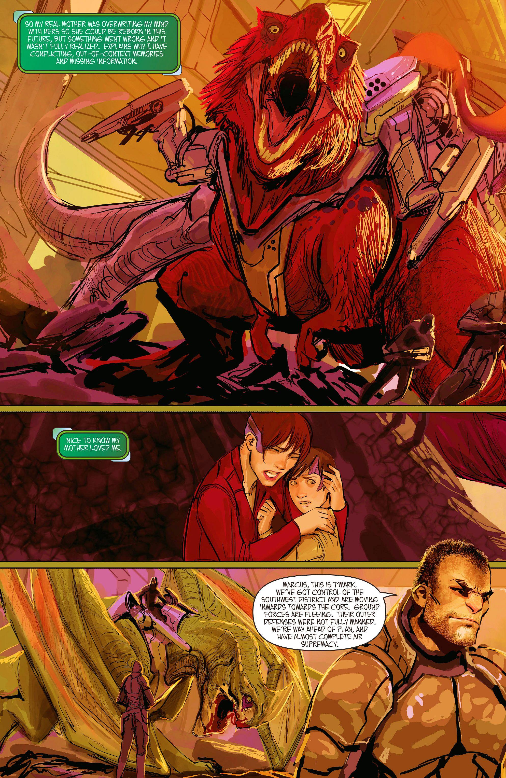 Read online Aphrodite IX (2013) comic -  Issue #11 - 9