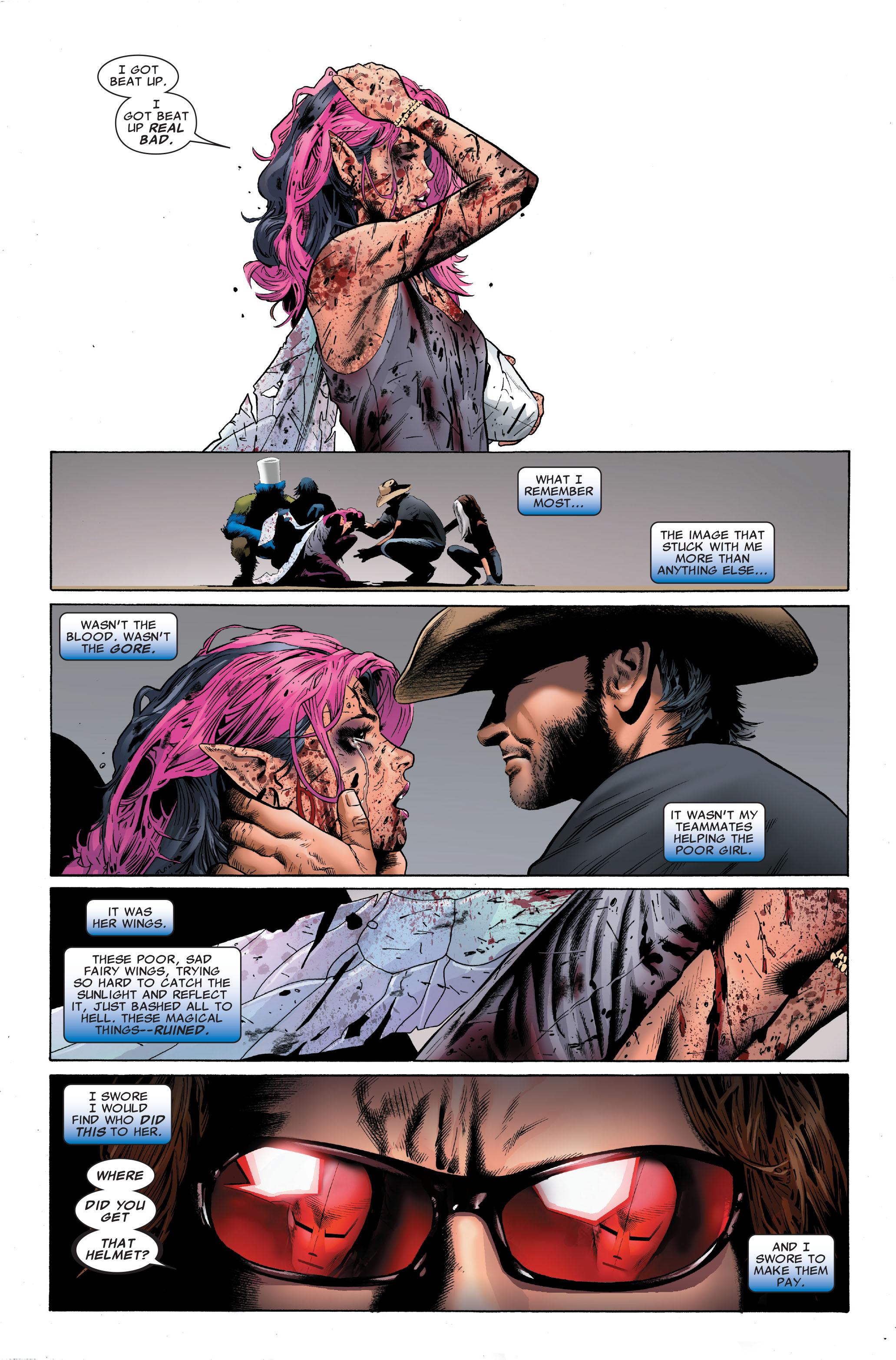Read online Uncanny X-Men (1963) comic -  Issue #501 - 15