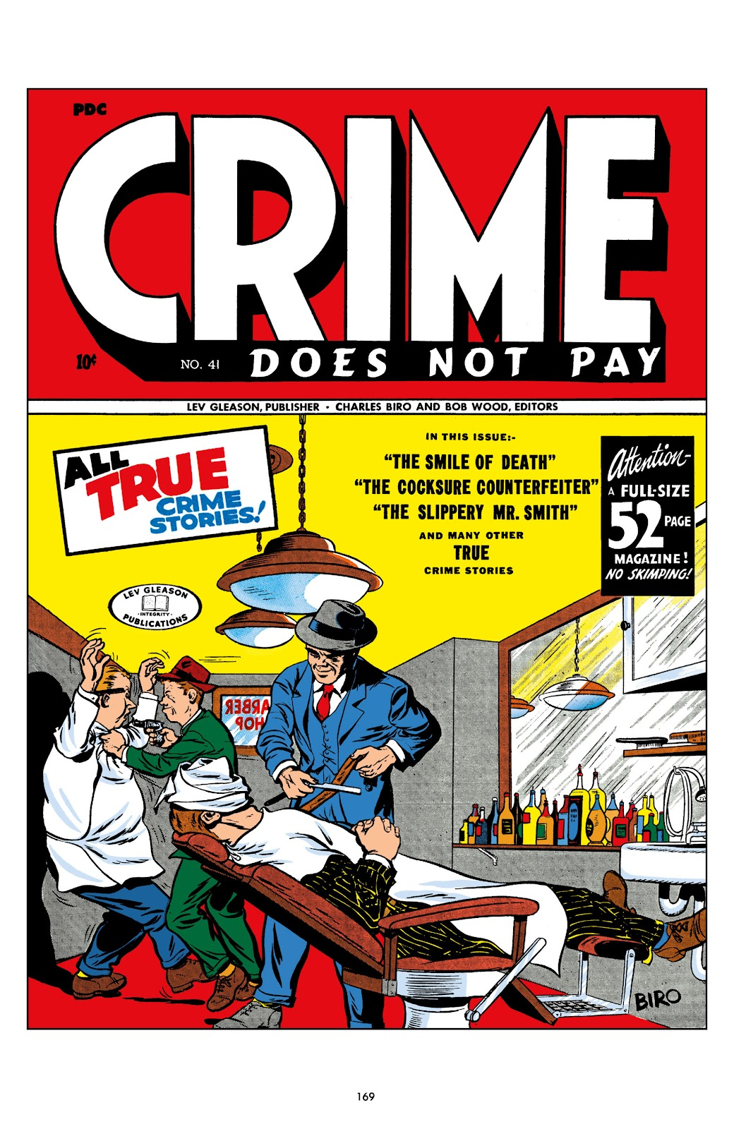 Read online Crime Does Not Pay Archives comic -  Issue # TPB 5 (Part 2) - 69