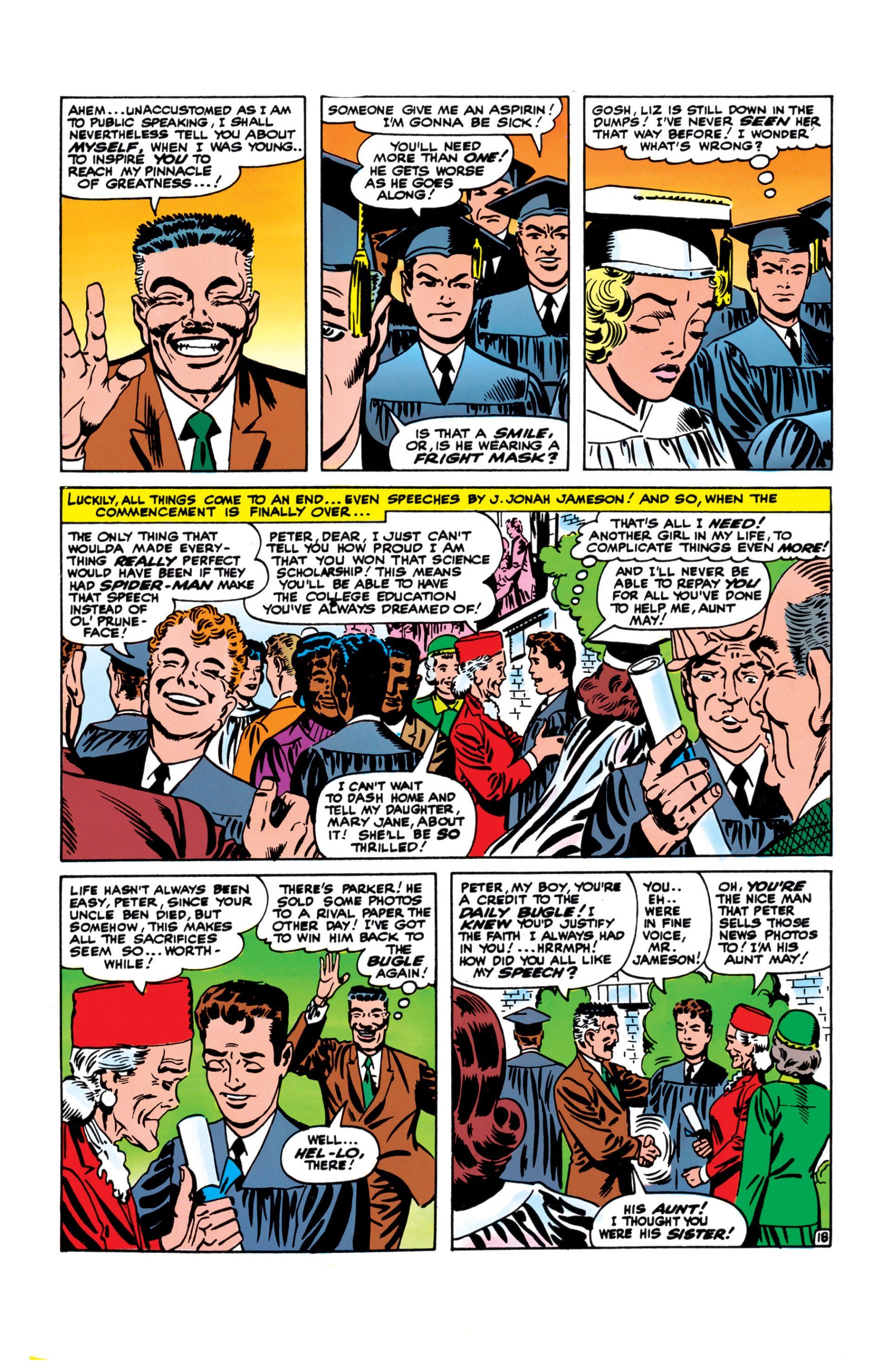 The Amazing Spider-Man (1963) 28 Page 18