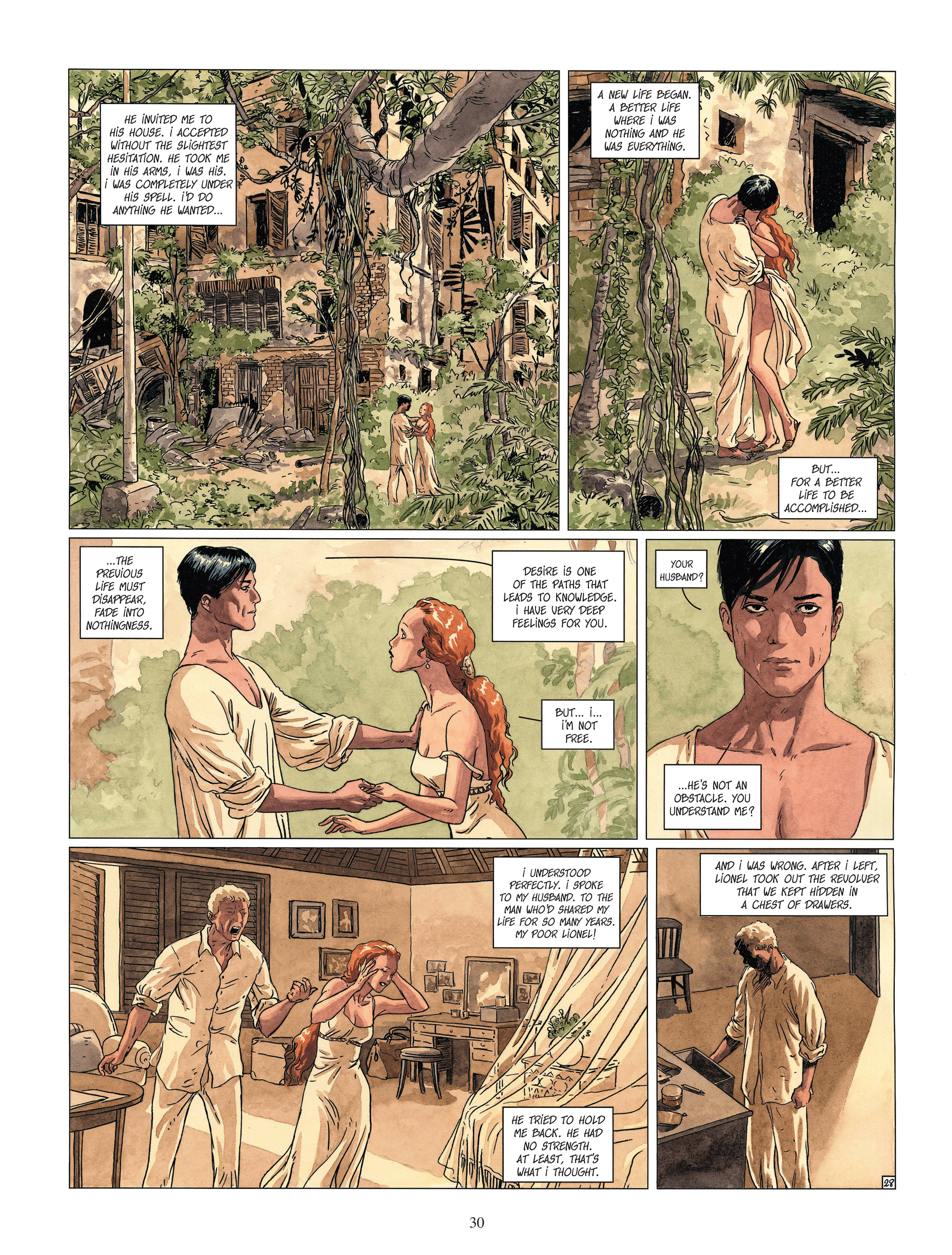 Read online Djinn comic -  Issue #13 - 31