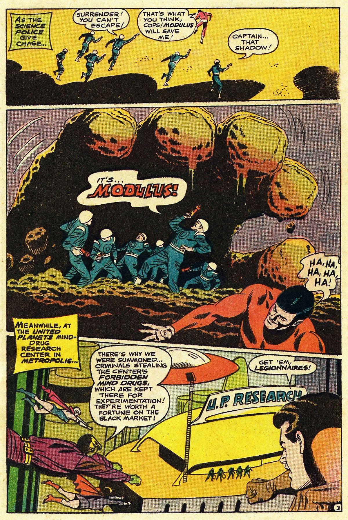 Read online Adventure Comics (1938) comic -  Issue #377 - 5