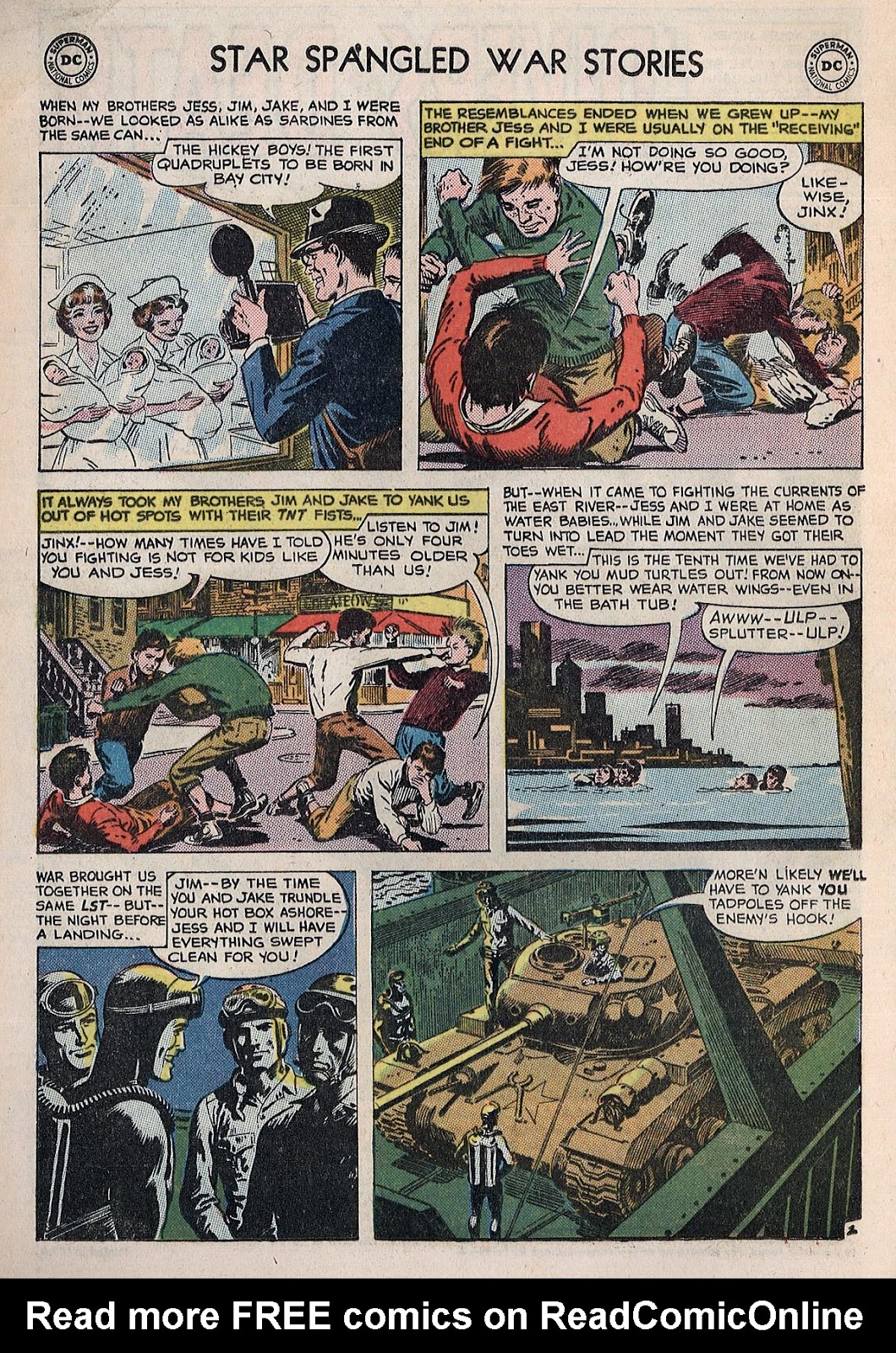 Star Spangled War Stories (1952) issue 122 - Page 4