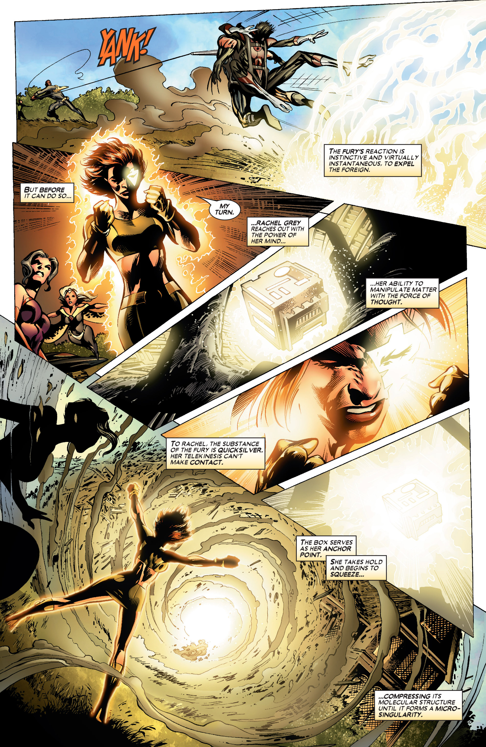 Read online Uncanny X-Men (1963) comic -  Issue #447 - 18