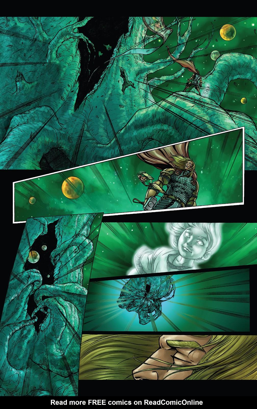 Read online Thor: Ragnaroks comic -  Issue # TPB (Part 3) - 59