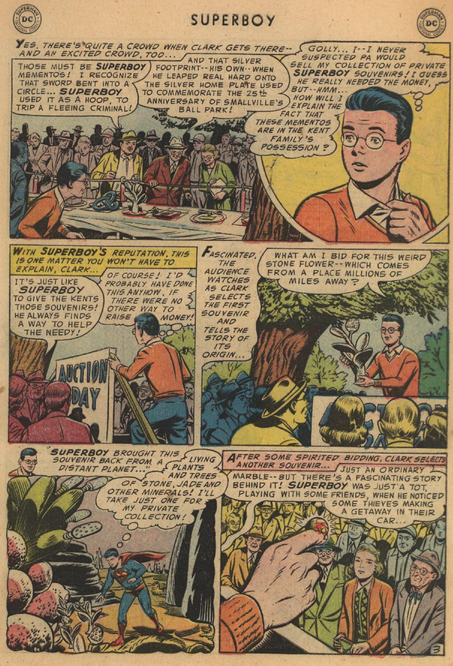 Superboy (1949) issue 45 - Page 4