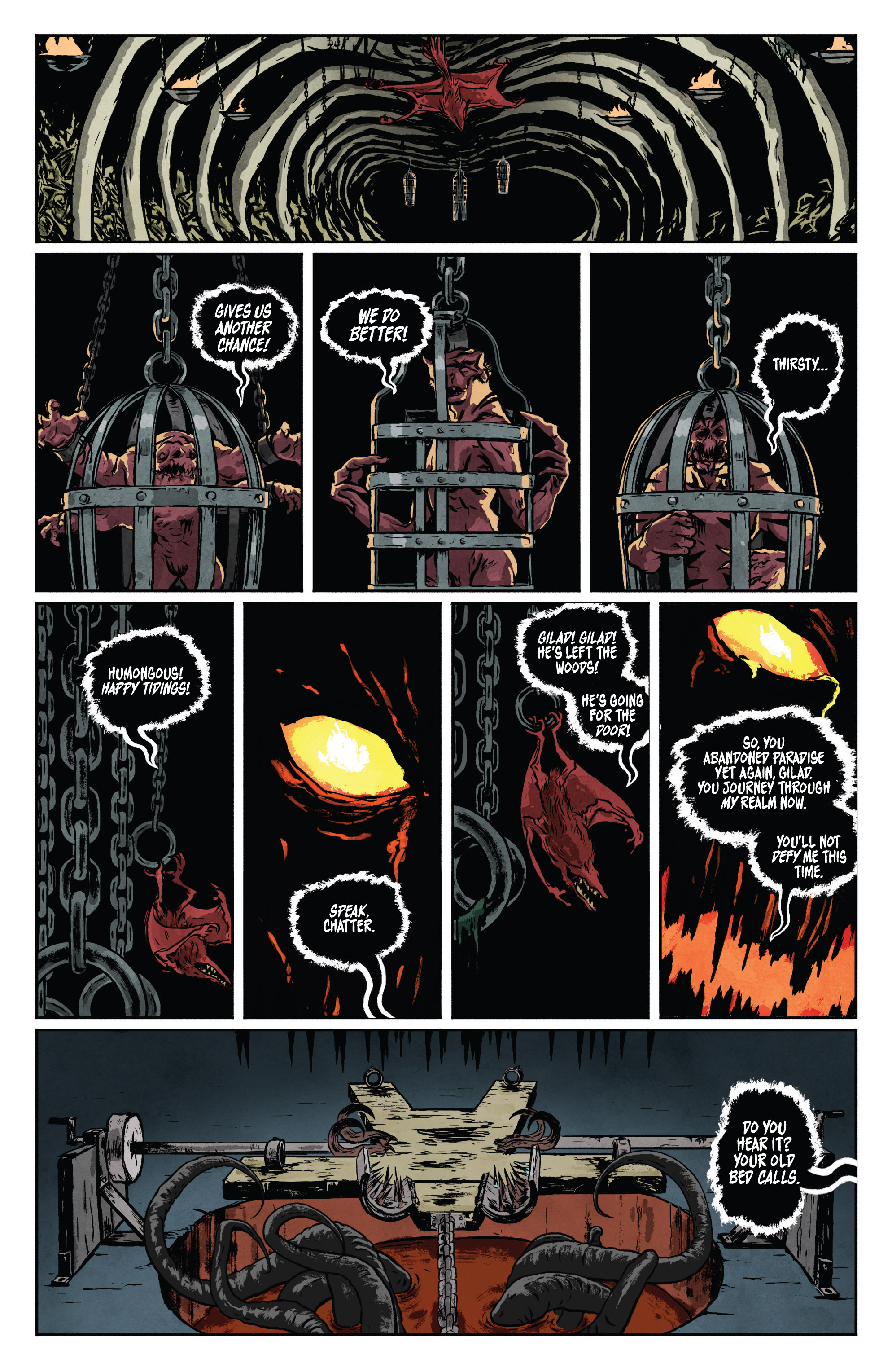 Read online Wrath of the Eternal Warrior comic -  Issue #2 - 23