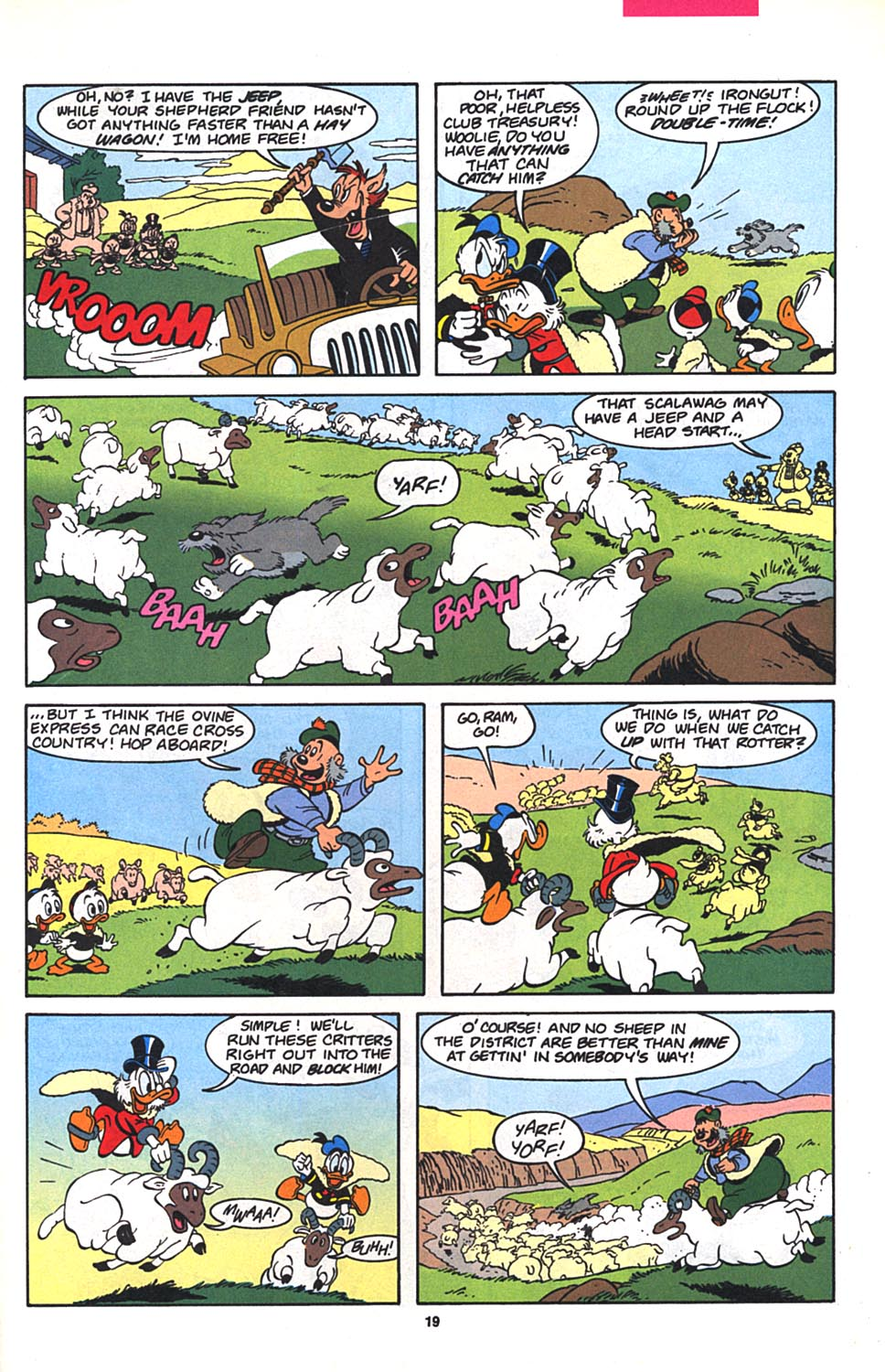 Read online Uncle Scrooge (1953) comic -  Issue #272 - 20