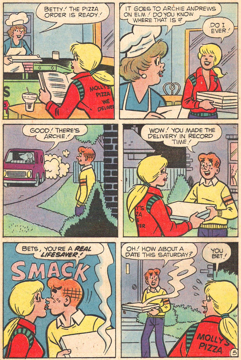 Read online Archie's Girls Betty and Veronica comic -  Issue #289 - 31