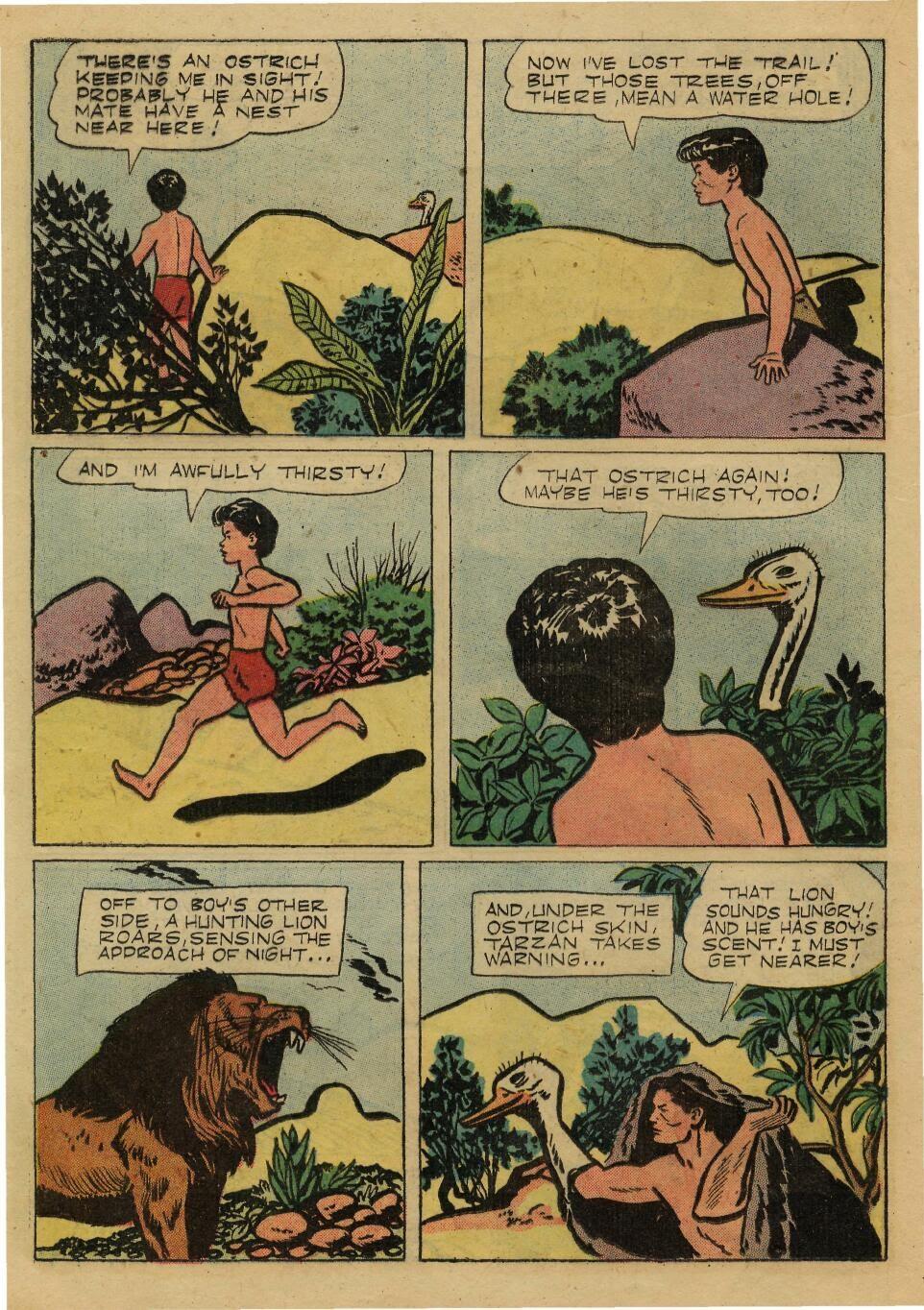 Tarzan (1948) issue 72 - Page 20