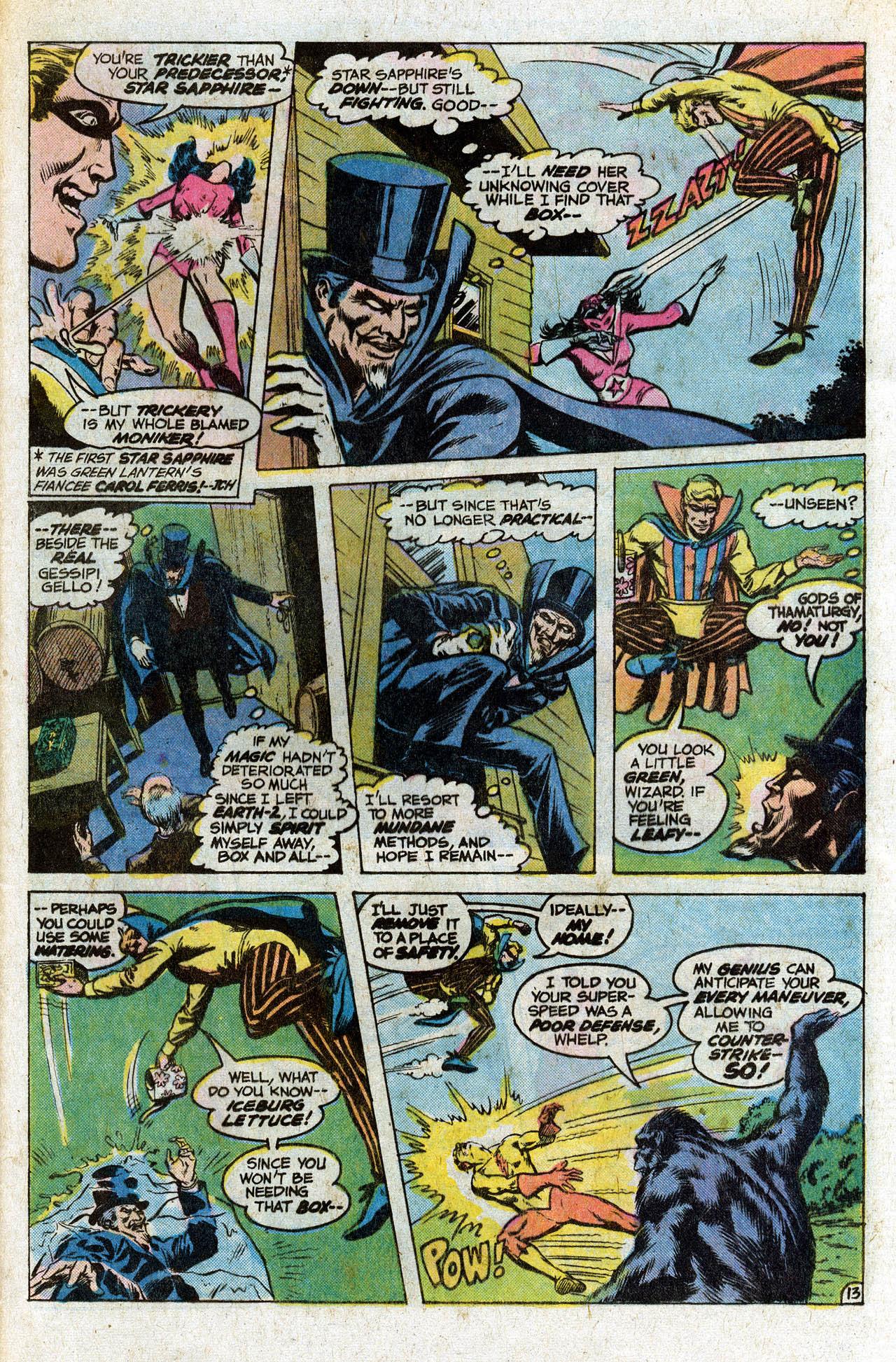 Read online Secret Society of Super-Villains comic -  Issue #9 - 25
