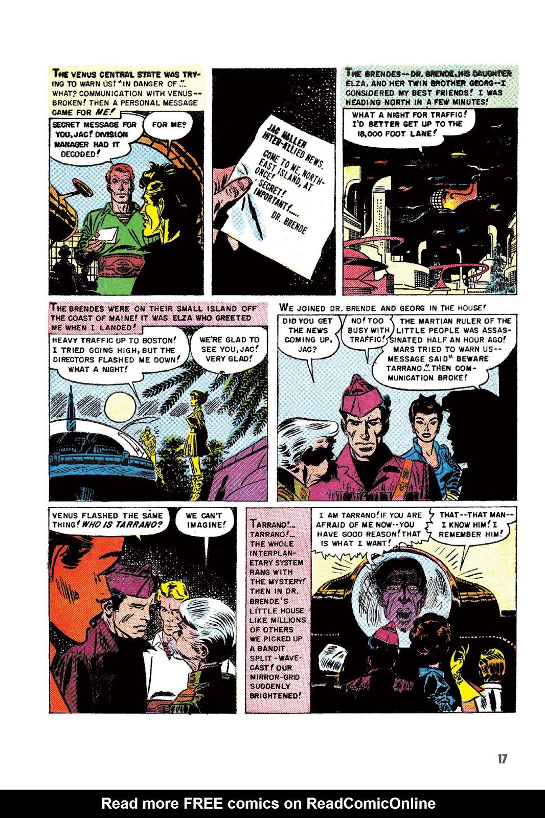 Read online The Joe Kubert Archives comic -  Issue # TPB (Part 1) - 28