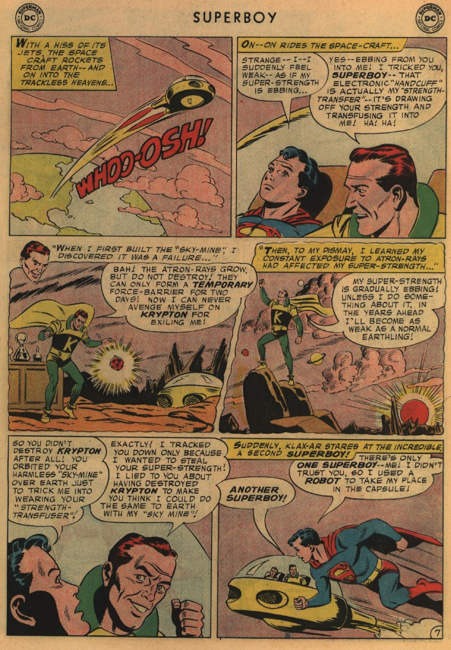 Superboy (1949) issue 67 - Page 29