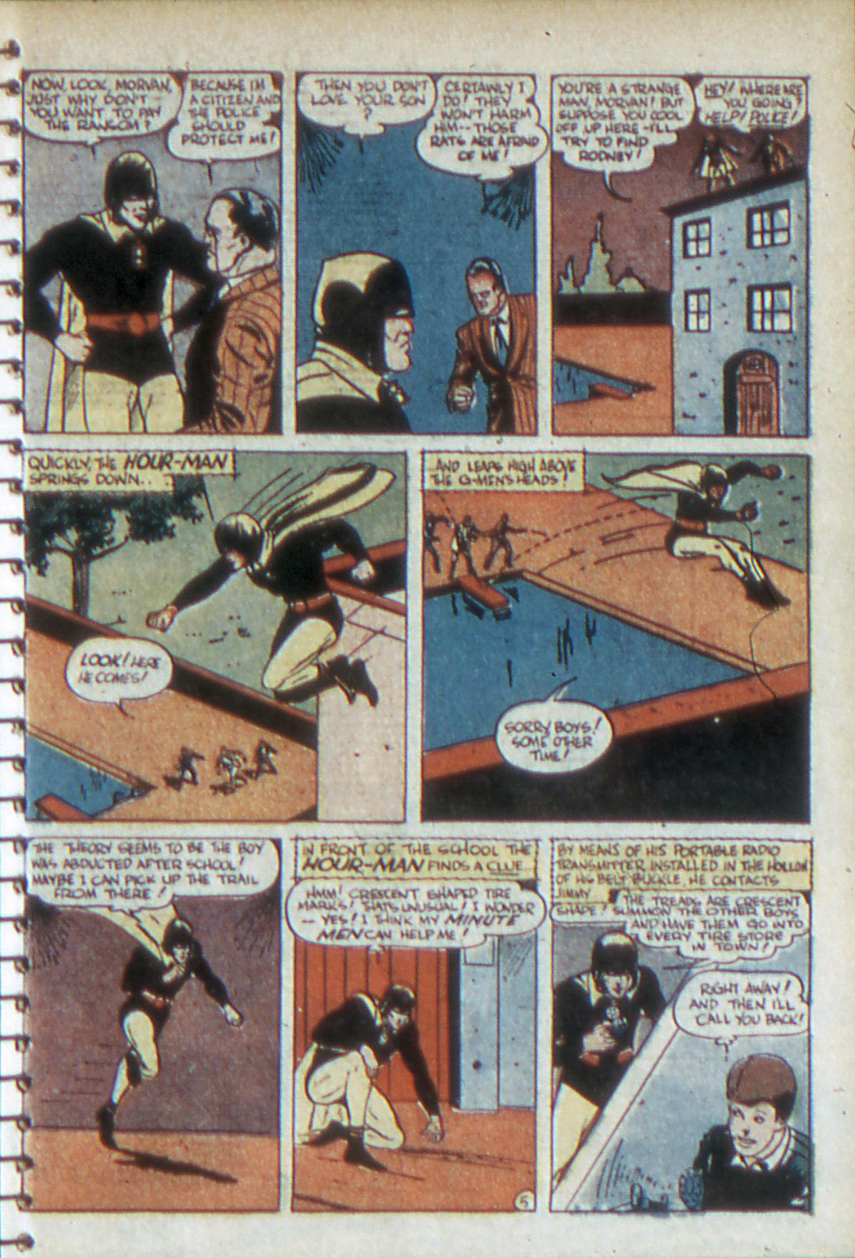 Read online Adventure Comics (1938) comic -  Issue #54 - 8