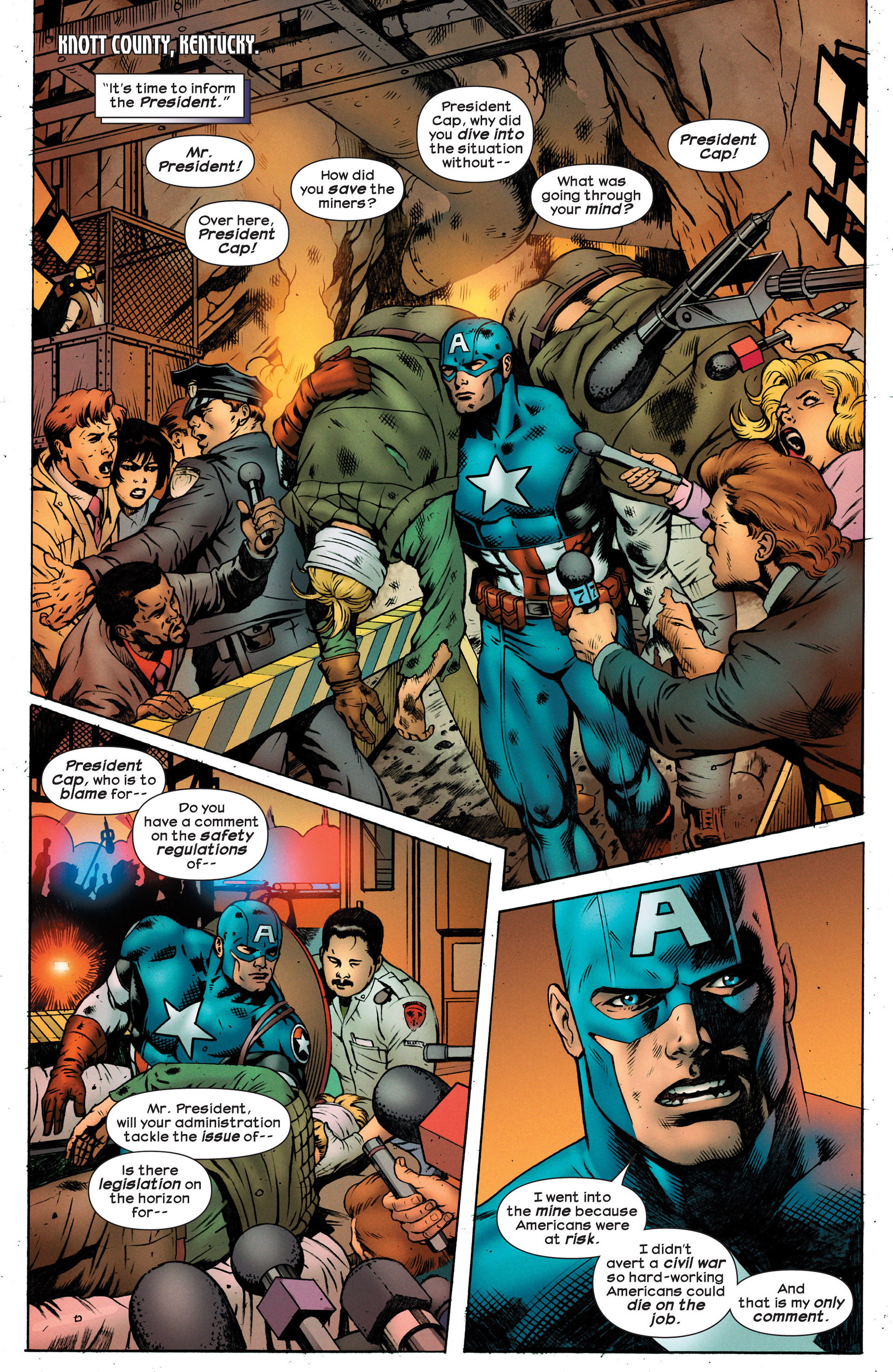 Read online Ultimate Comics Ultimates comic -  Issue #18.1 - 7