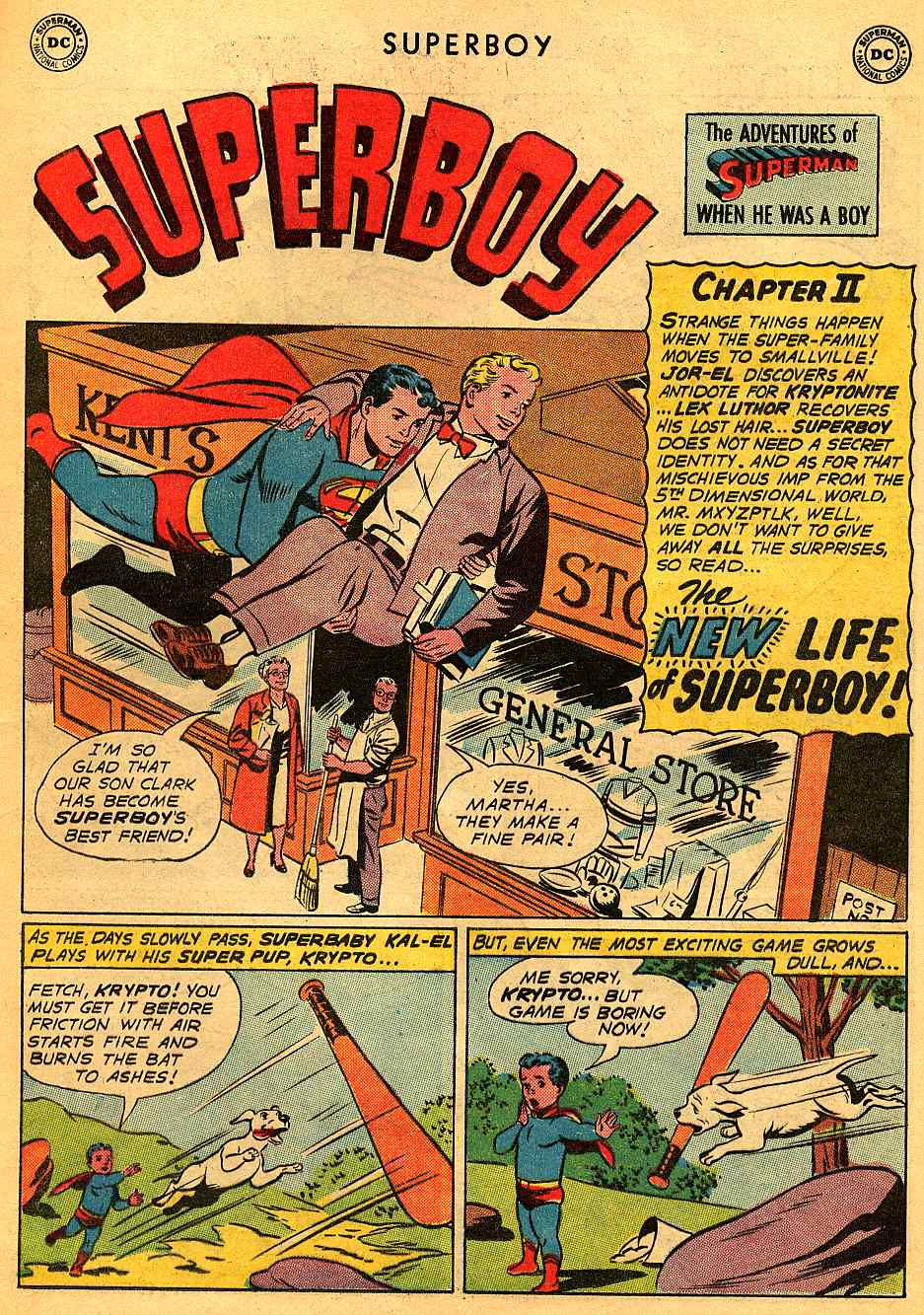 Superboy (1949) issue 95 - Page 11