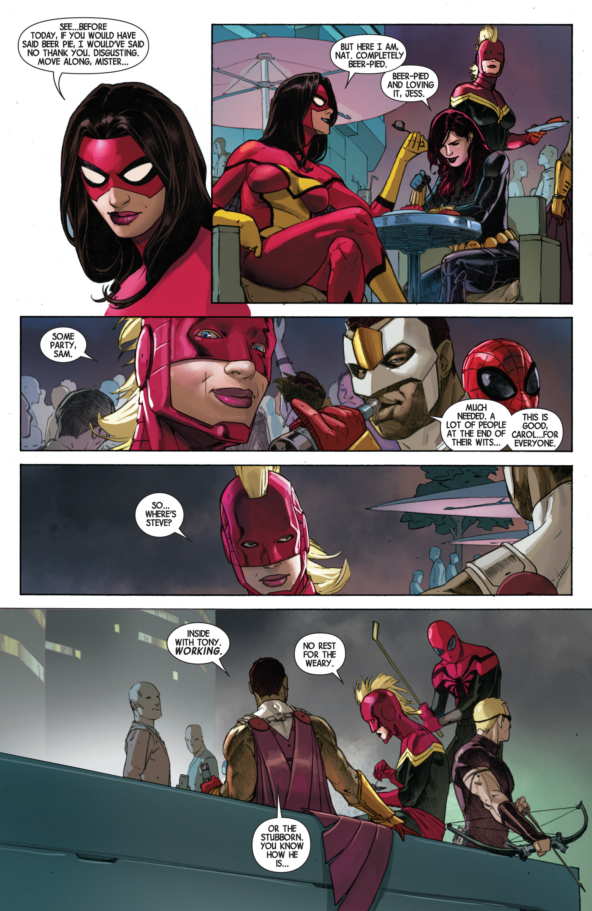 Read online Avengers (2013) comic -  Issue #Avengers (2013) _TPB 5 - 15