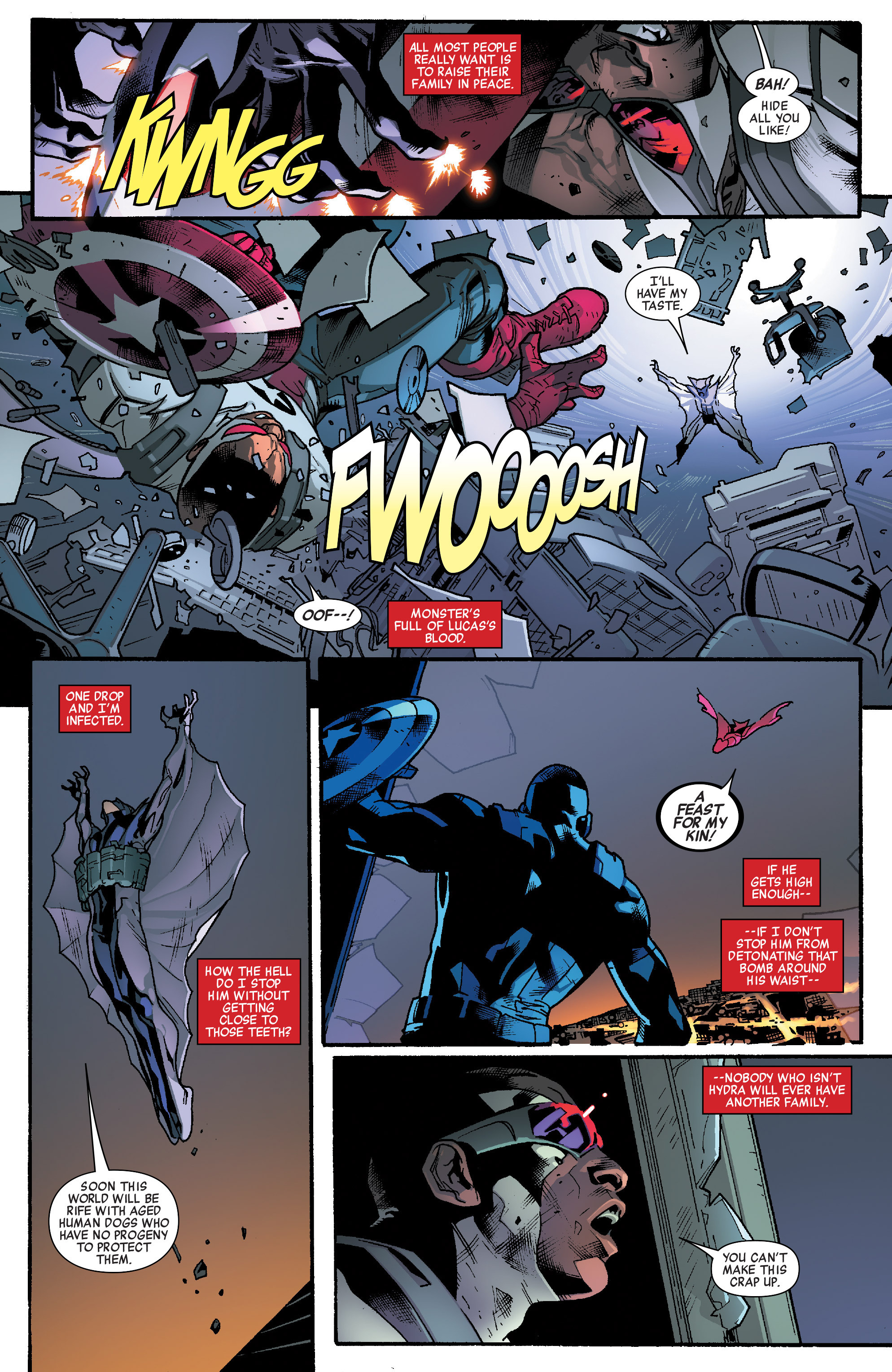 Read online All-New Captain America comic -  Issue #6 - 6