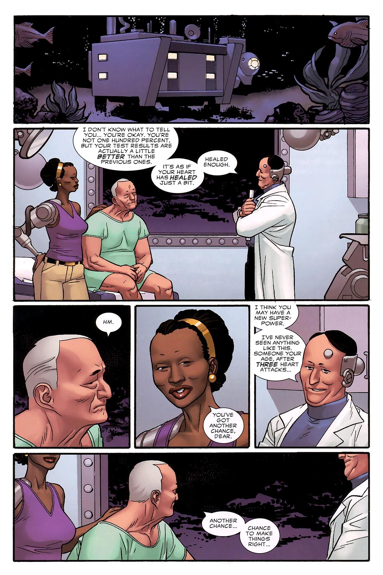 Read online Destroyer comic -  Issue #5 - 16