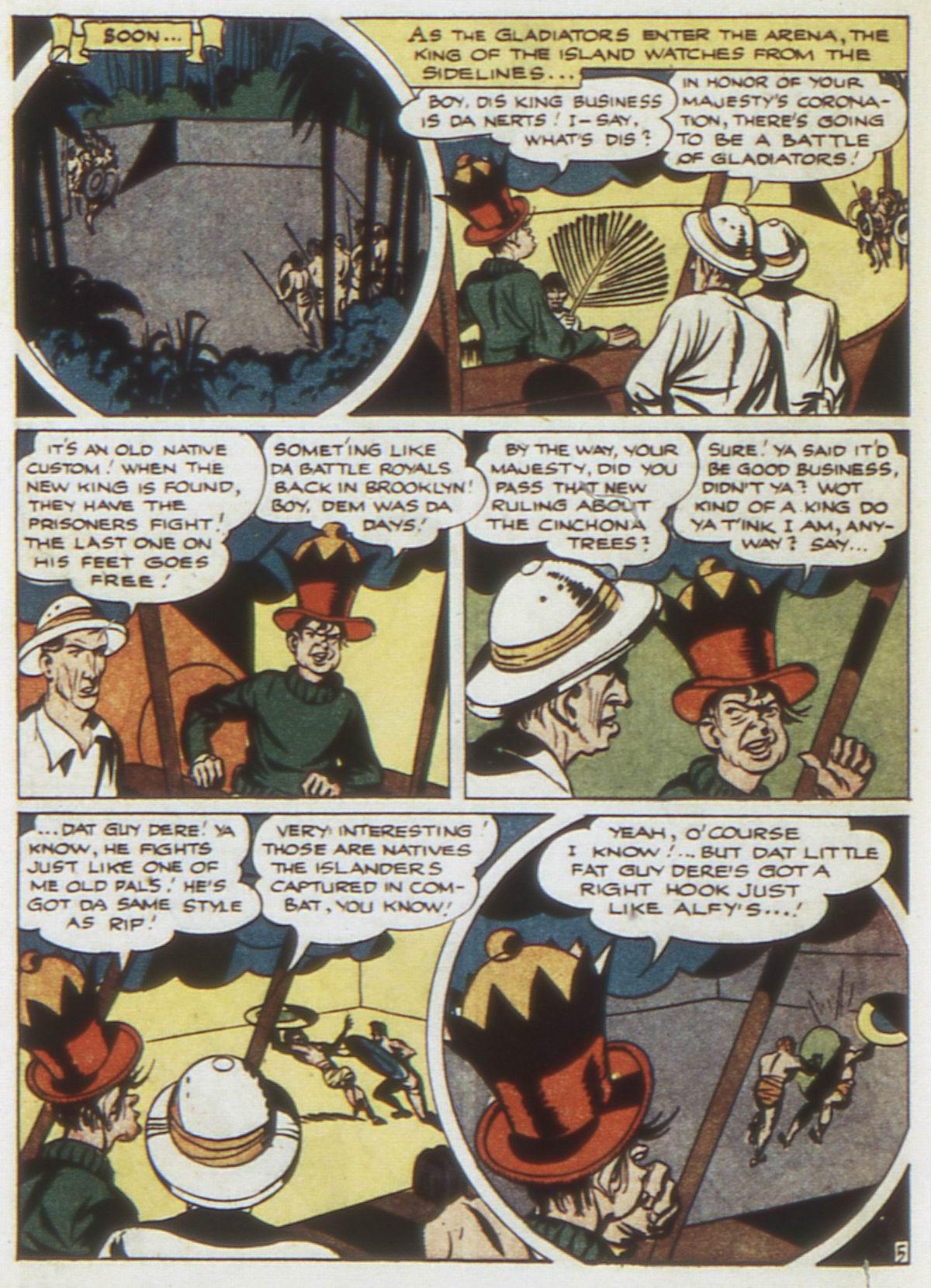 Read online Detective Comics (1937) comic -  Issue #87 - 50