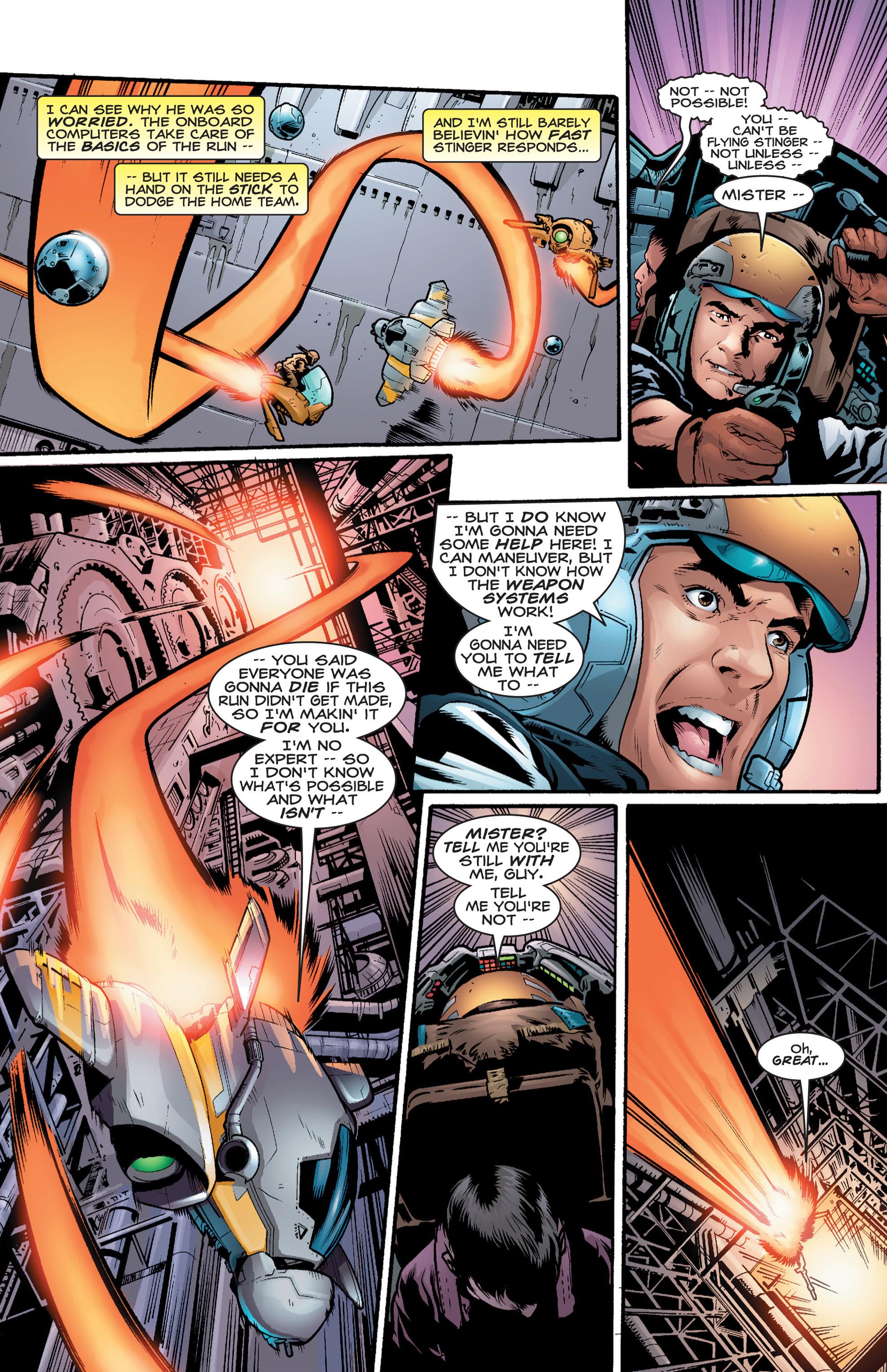 Read online Shockrockets comic -  Issue # TPB - 23
