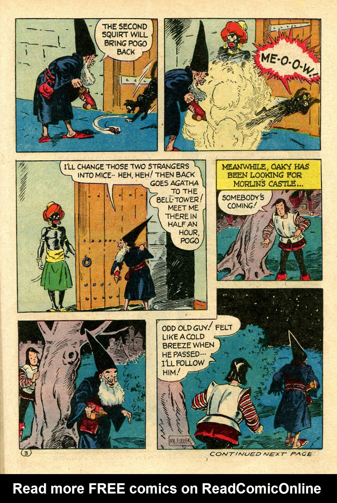 Read online Famous Funnies comic -  Issue #106 - 45