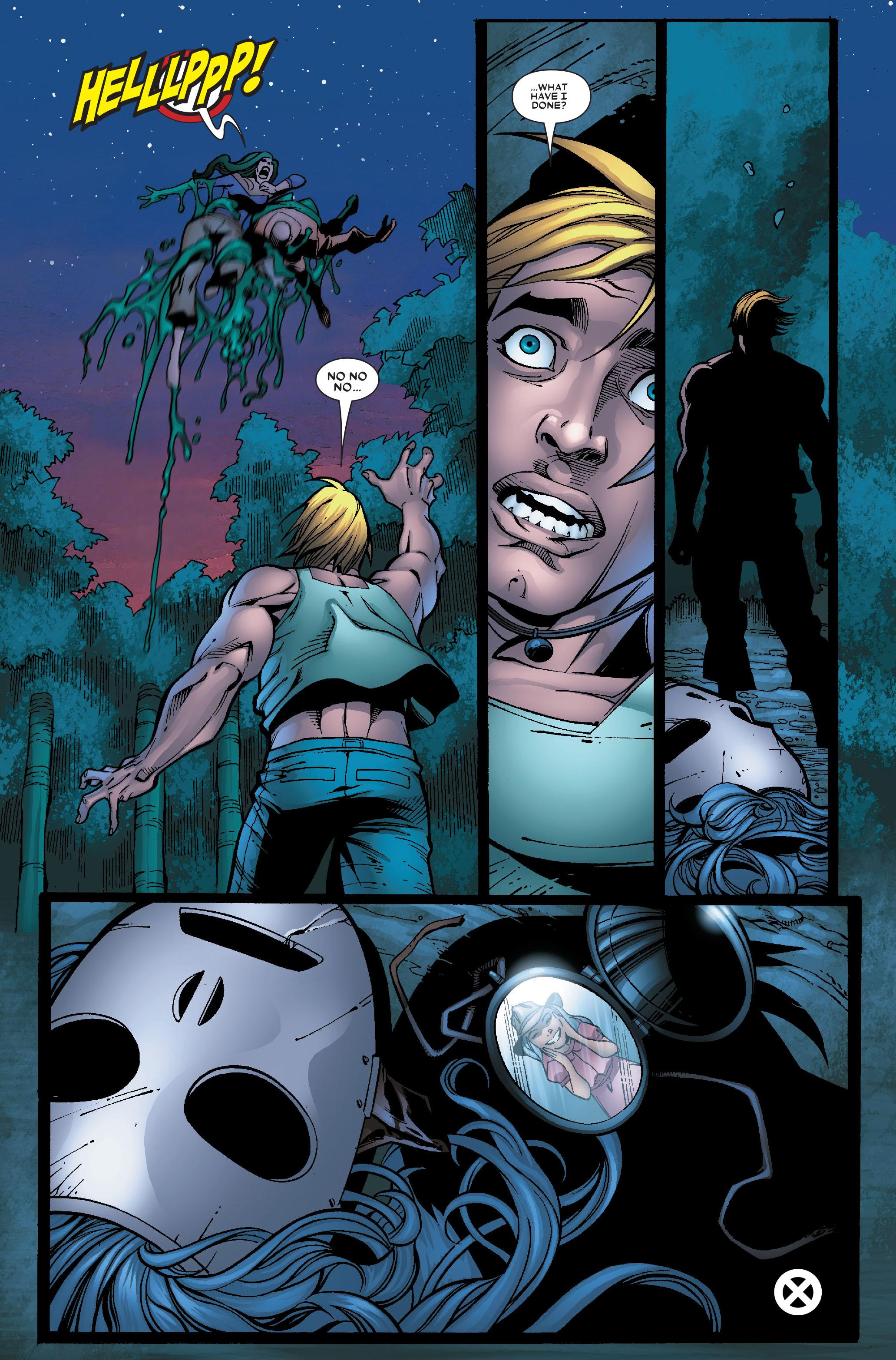 X-Men (1991) 181 Page 22