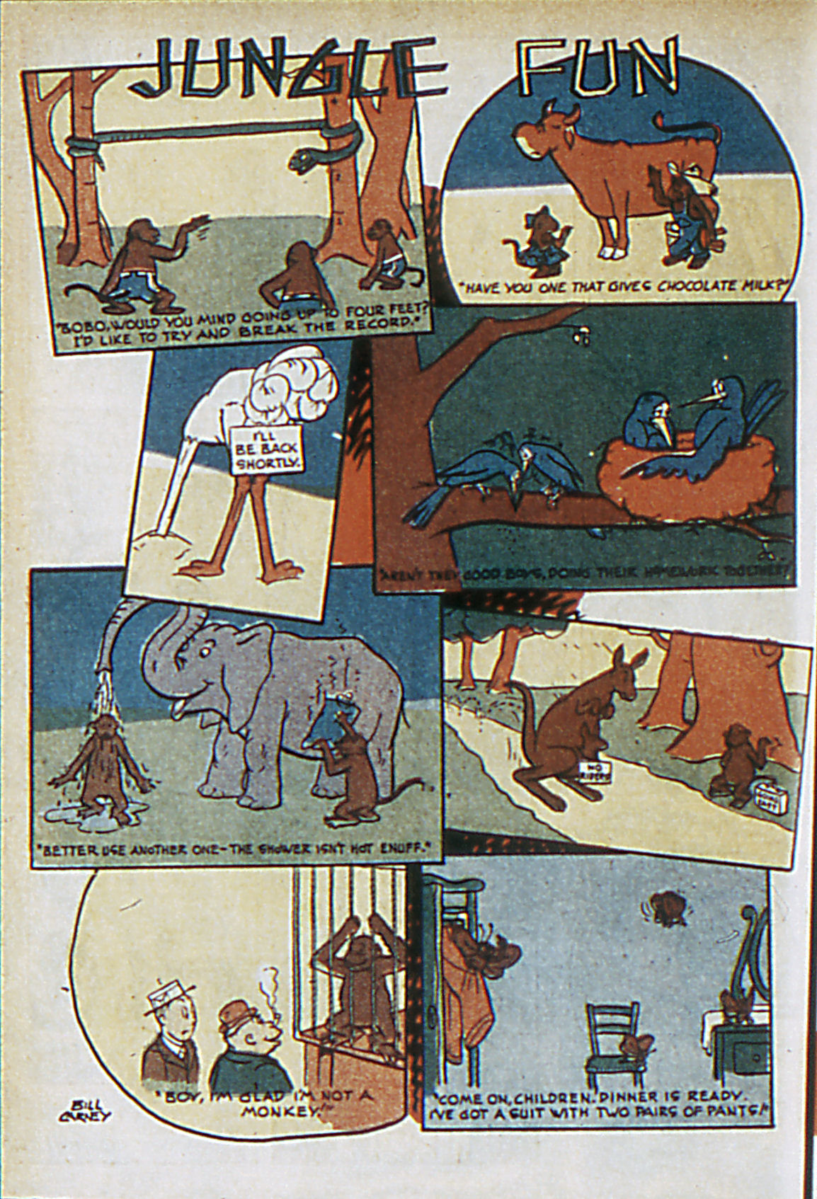 Read online Adventure Comics (1938) comic -  Issue #63 - 23
