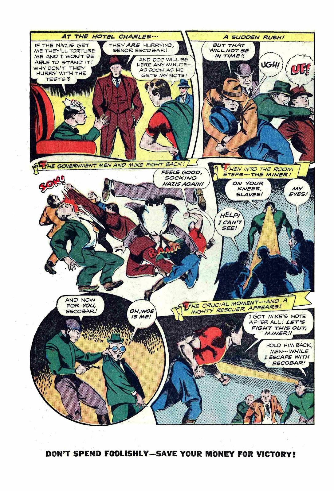 Read online America's Best Comics comic -  Issue #13 - 40